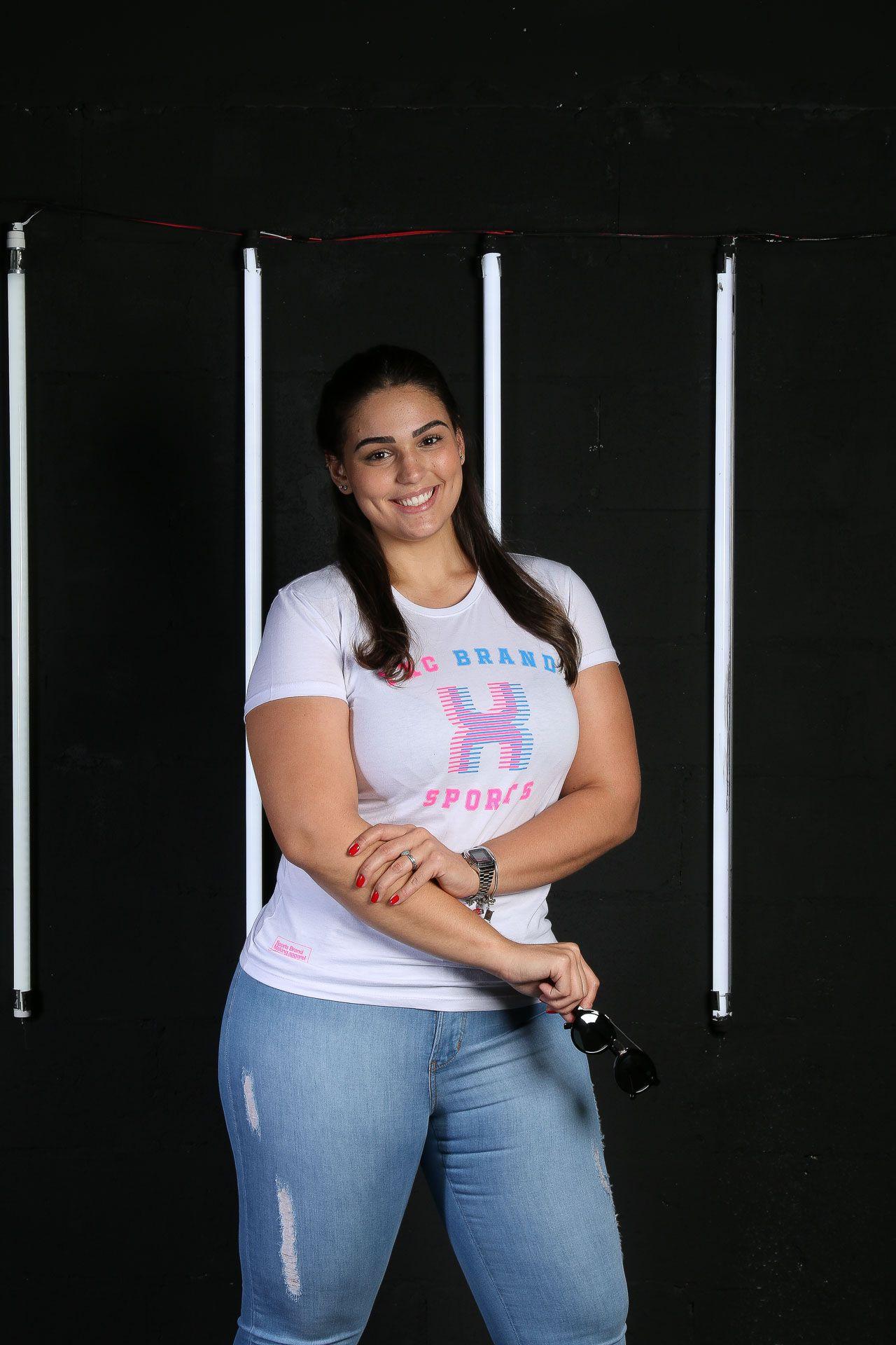 Camiseta Feminina TXC 4285