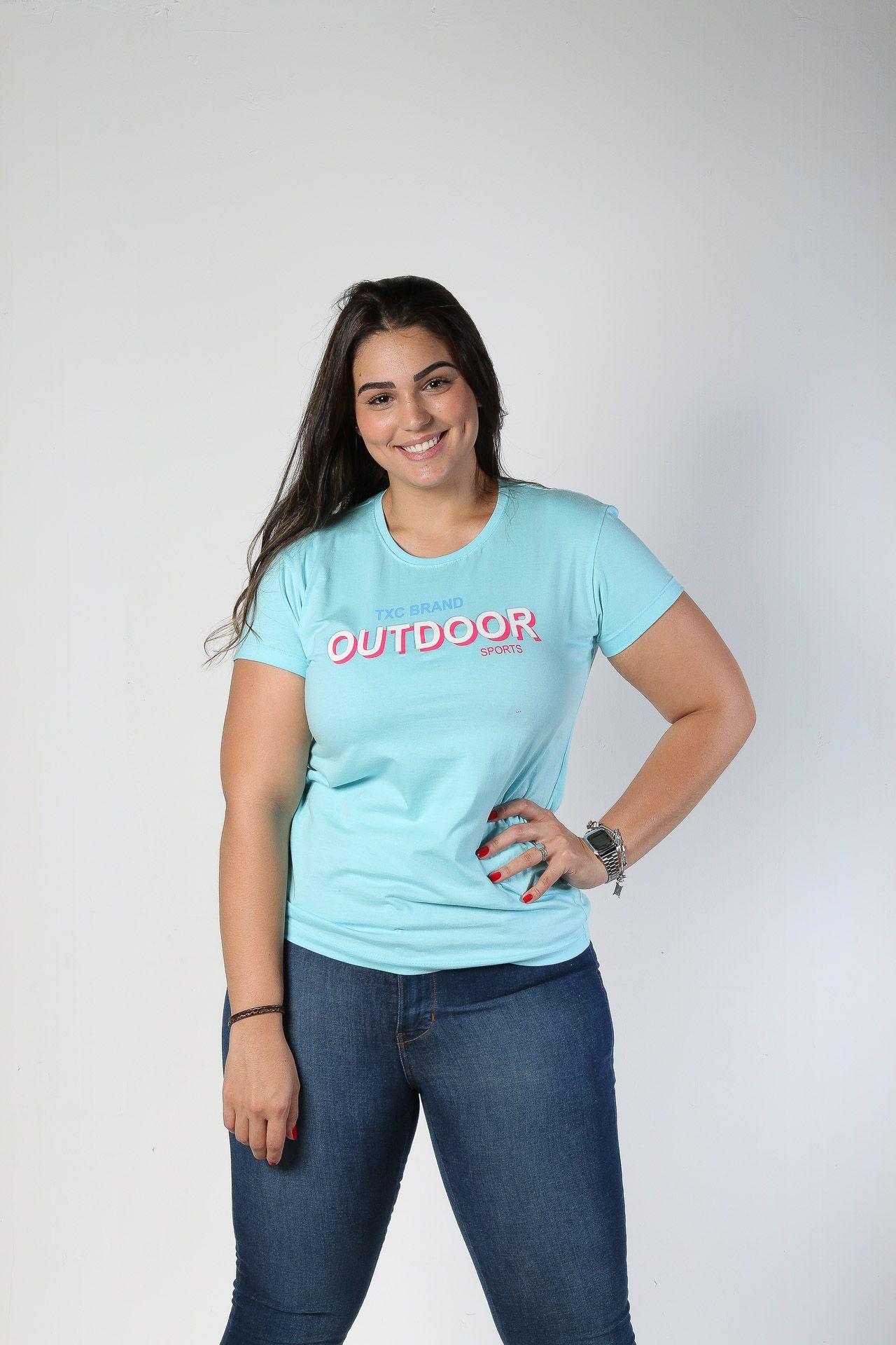 Camiseta Feminina TXC 4295
