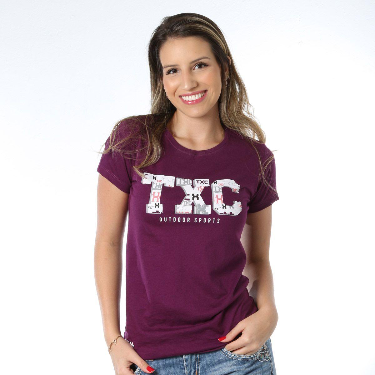 Camiseta Feminina TXC 4314