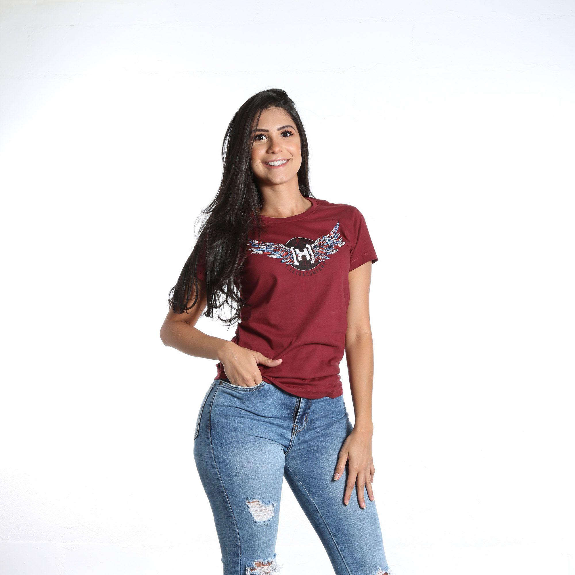 Camiseta Feminina TXC 4316