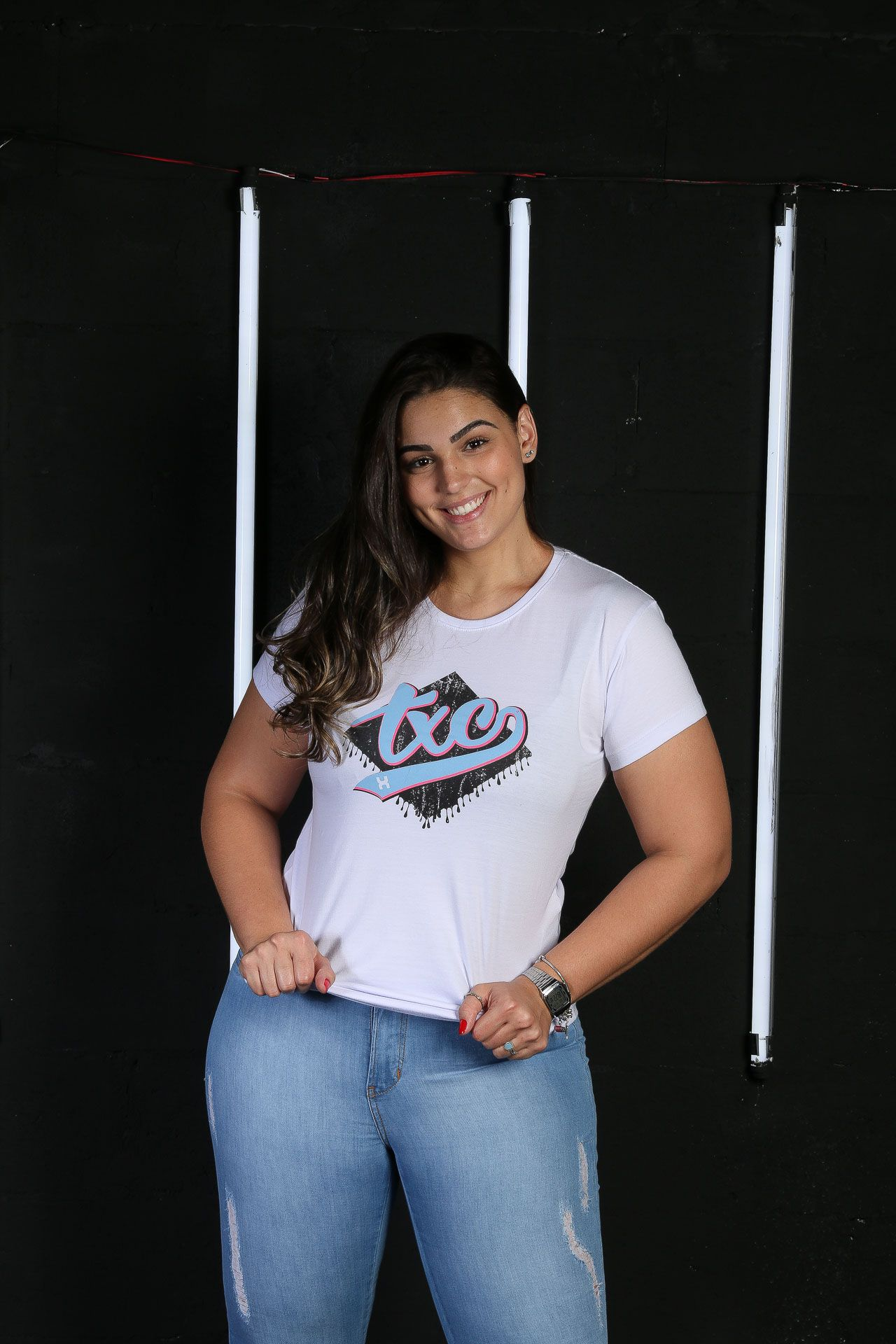 Camiseta Feminina TXC 4320
