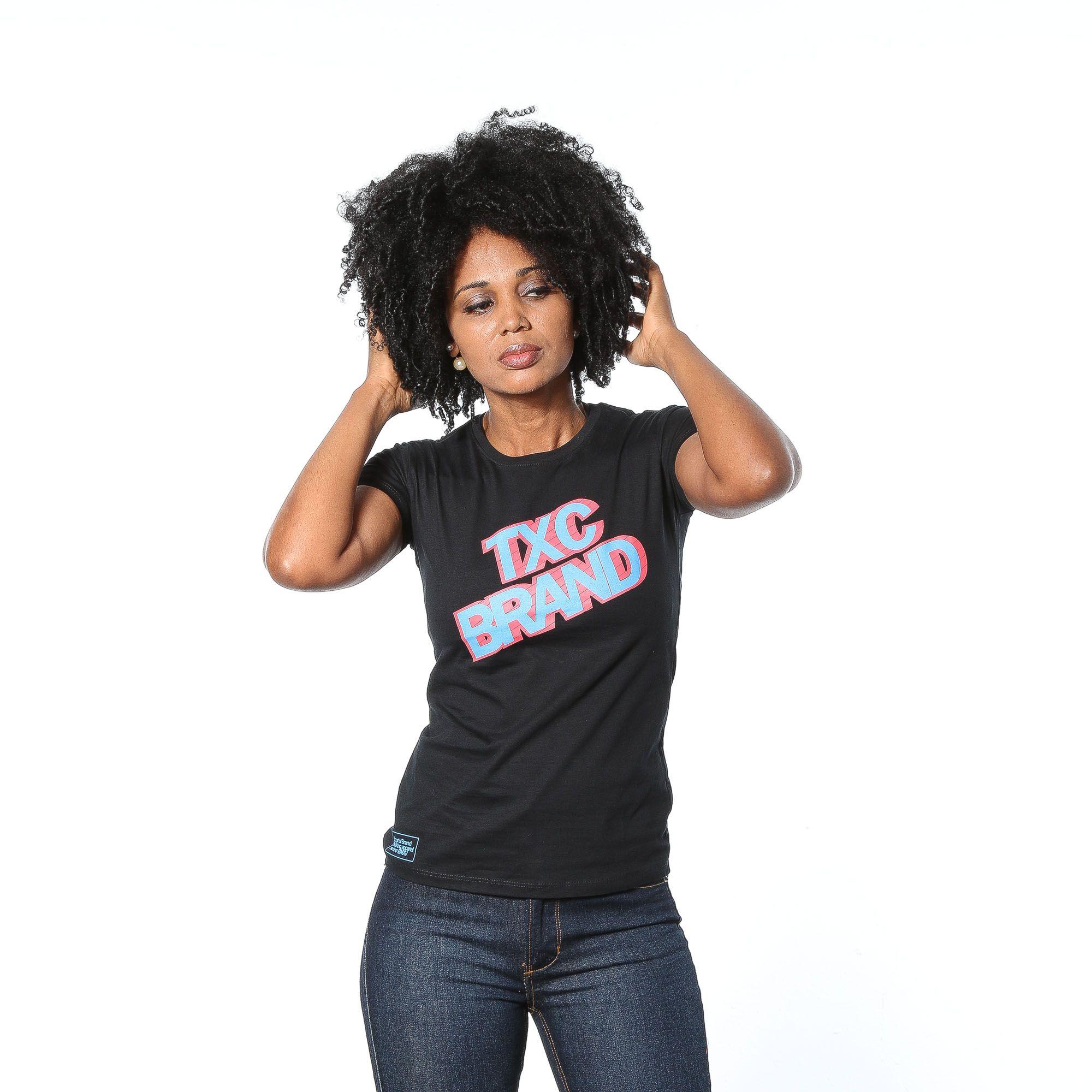 Camiseta Feminina TXC 4323