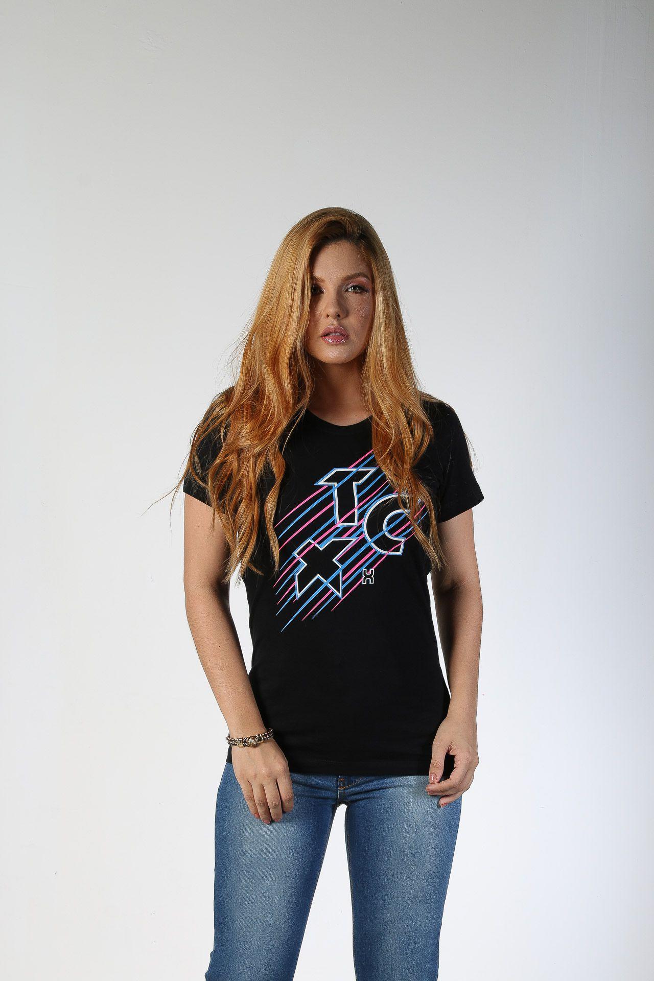 Camiseta Feminina TXC 4339
