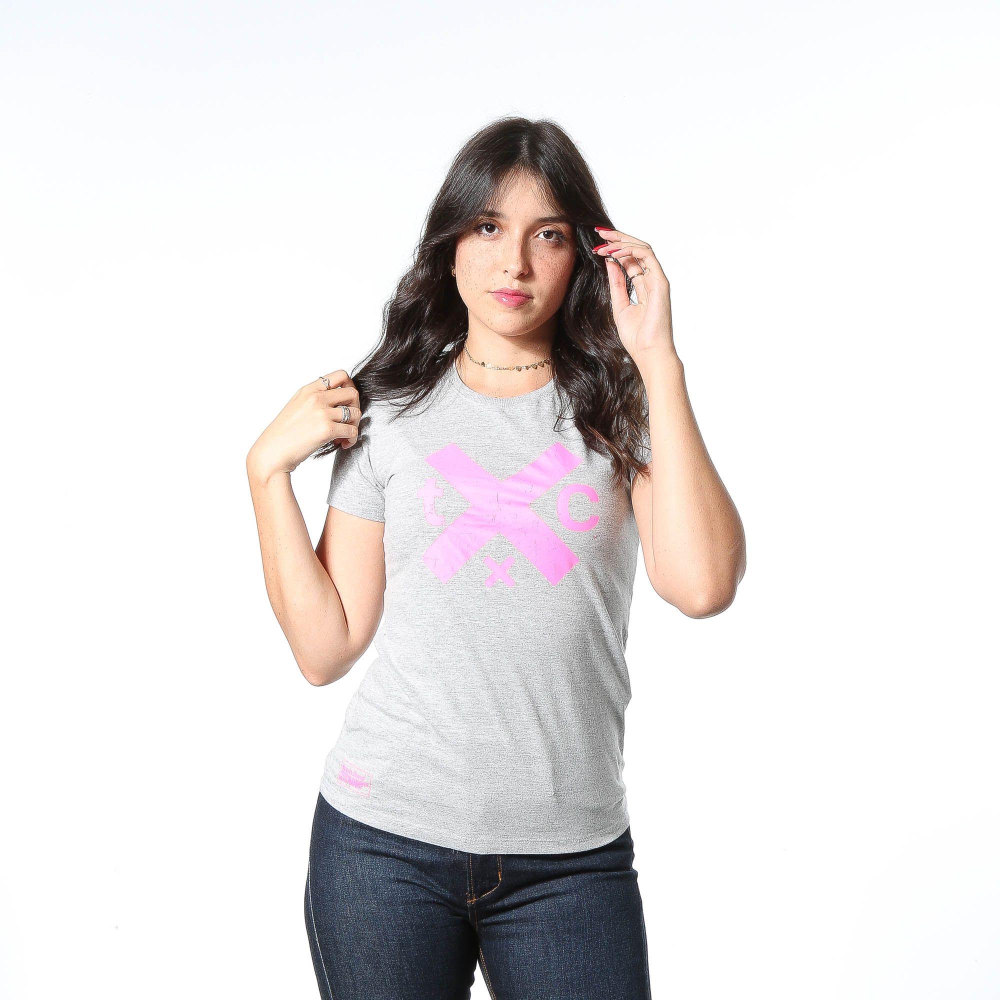 Camiseta Feminina TXC 4341