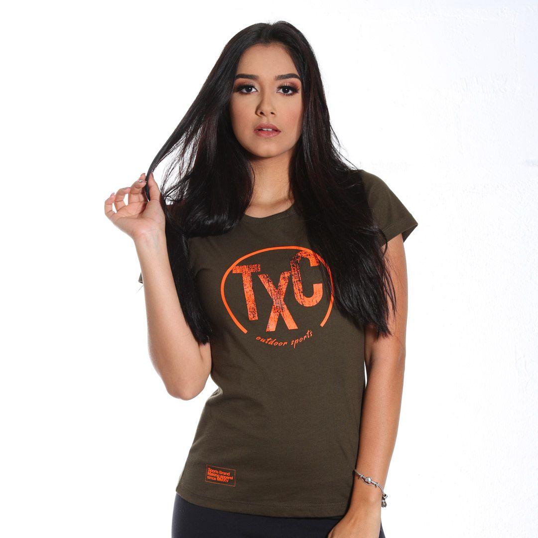 Camiseta Feminina TXC 4355