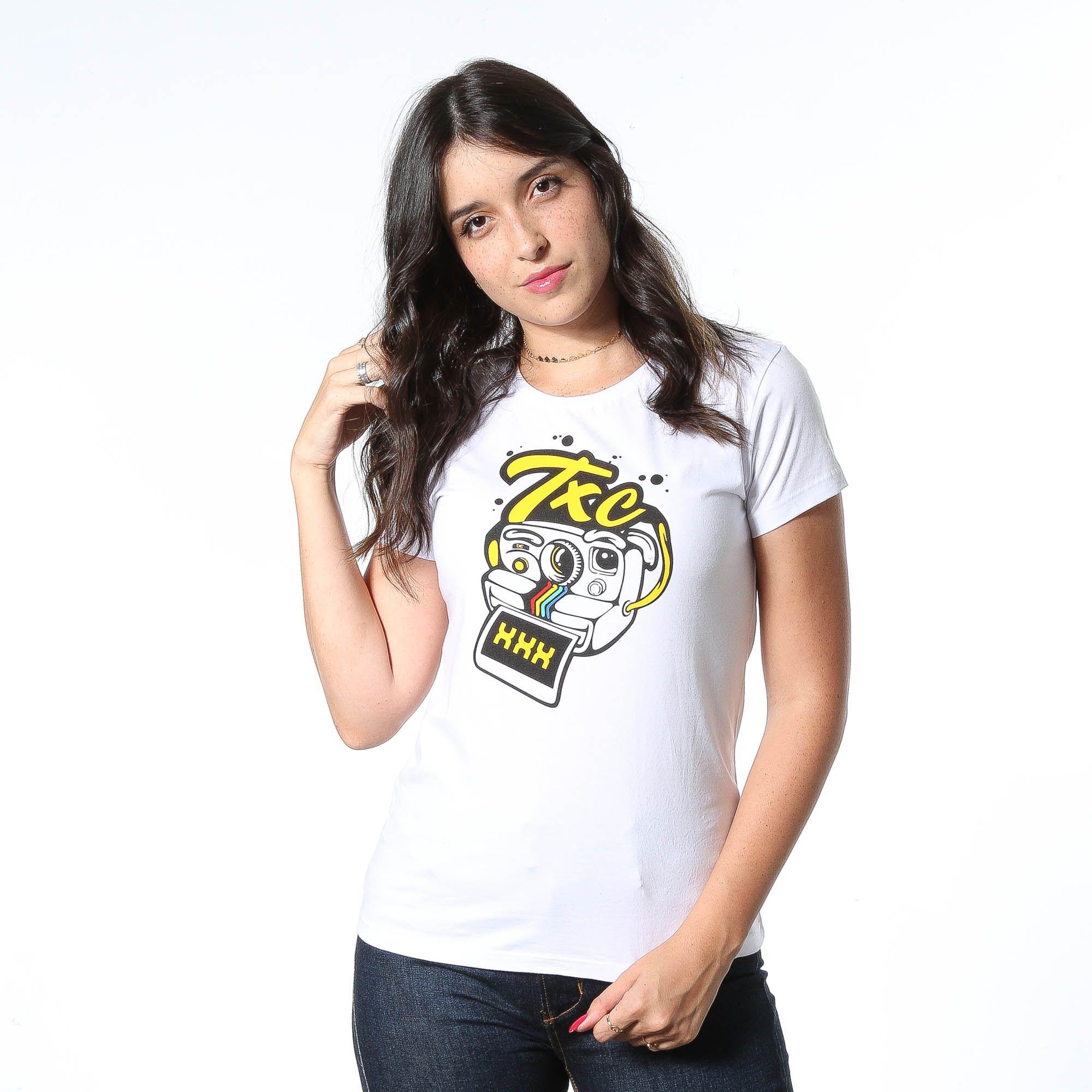 Camiseta Feminina TXC 4356