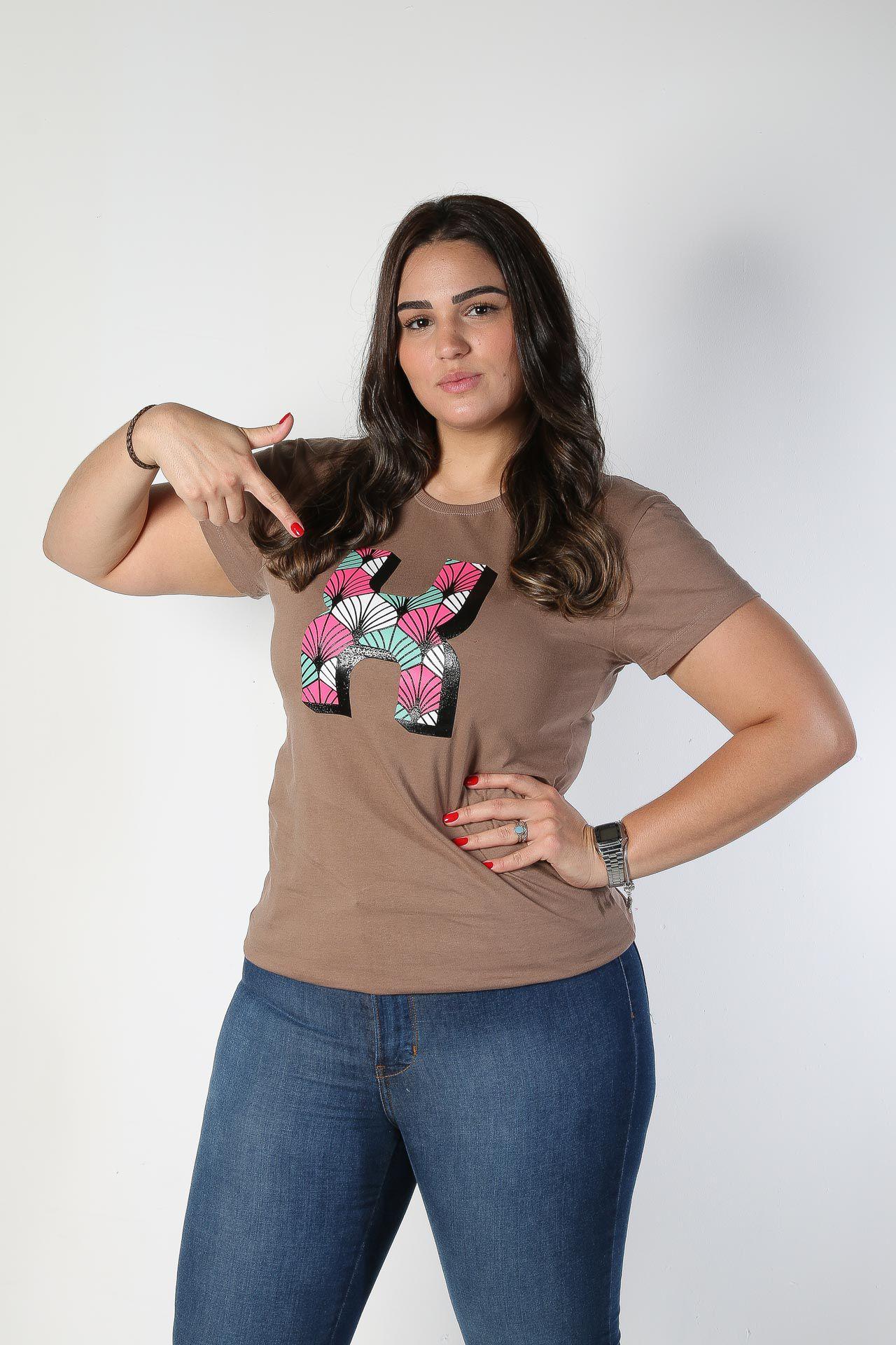 Camiseta Feminina TXC 4357