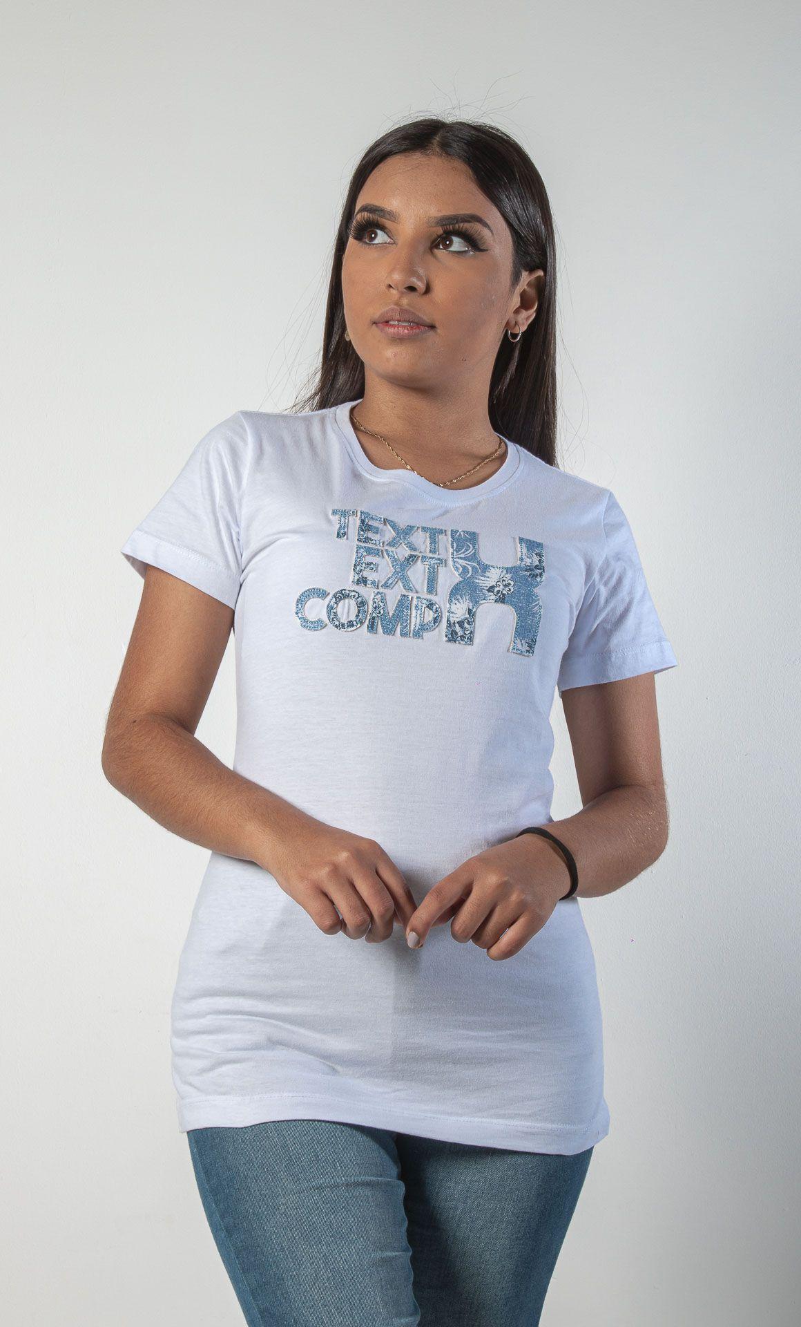Camiseta Feminina TXC 4358