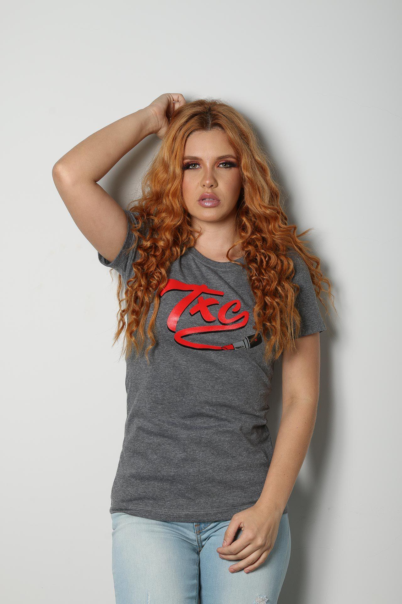 Camiseta Feminina TXC 4371