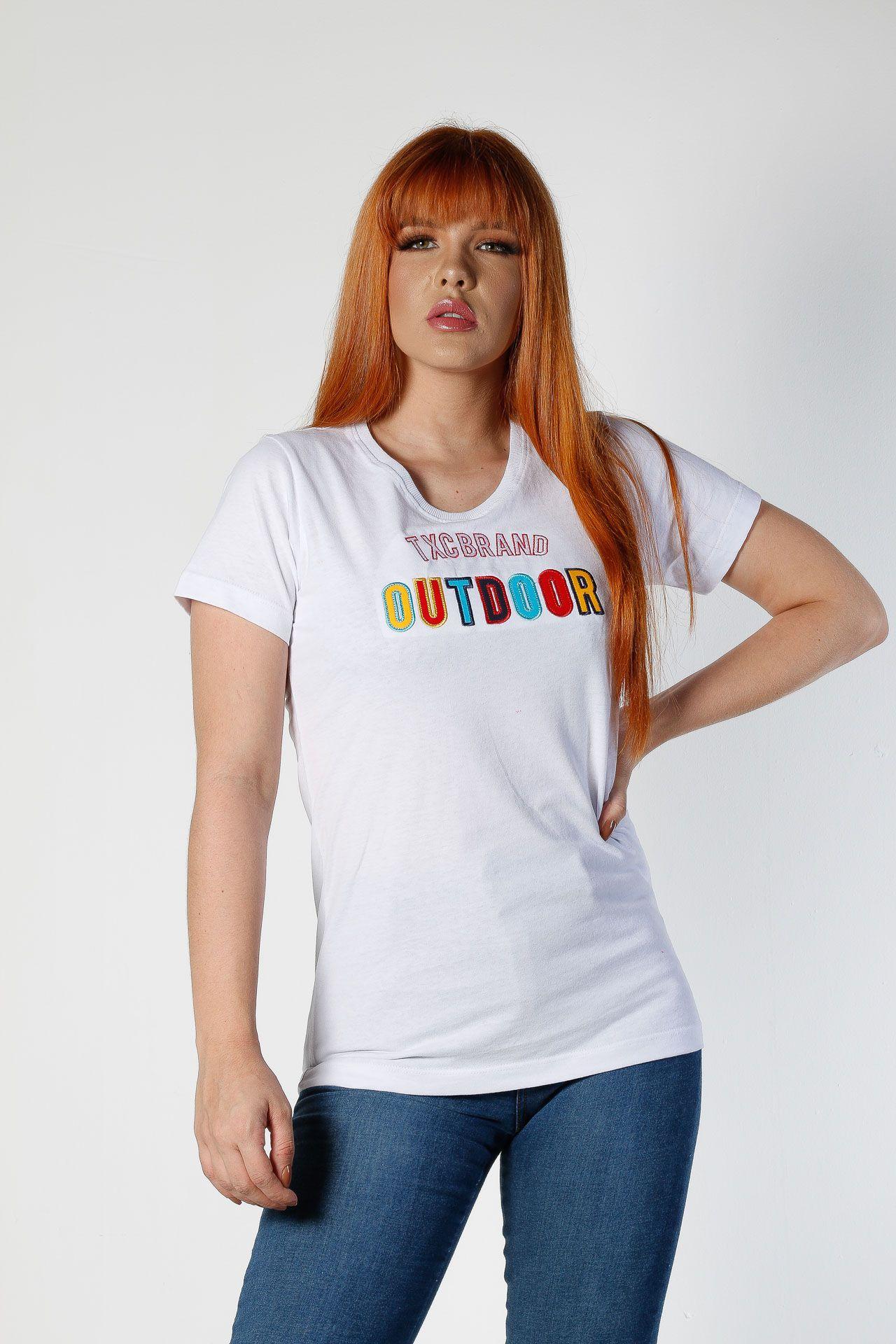 Camiseta Feminina TXC 4377