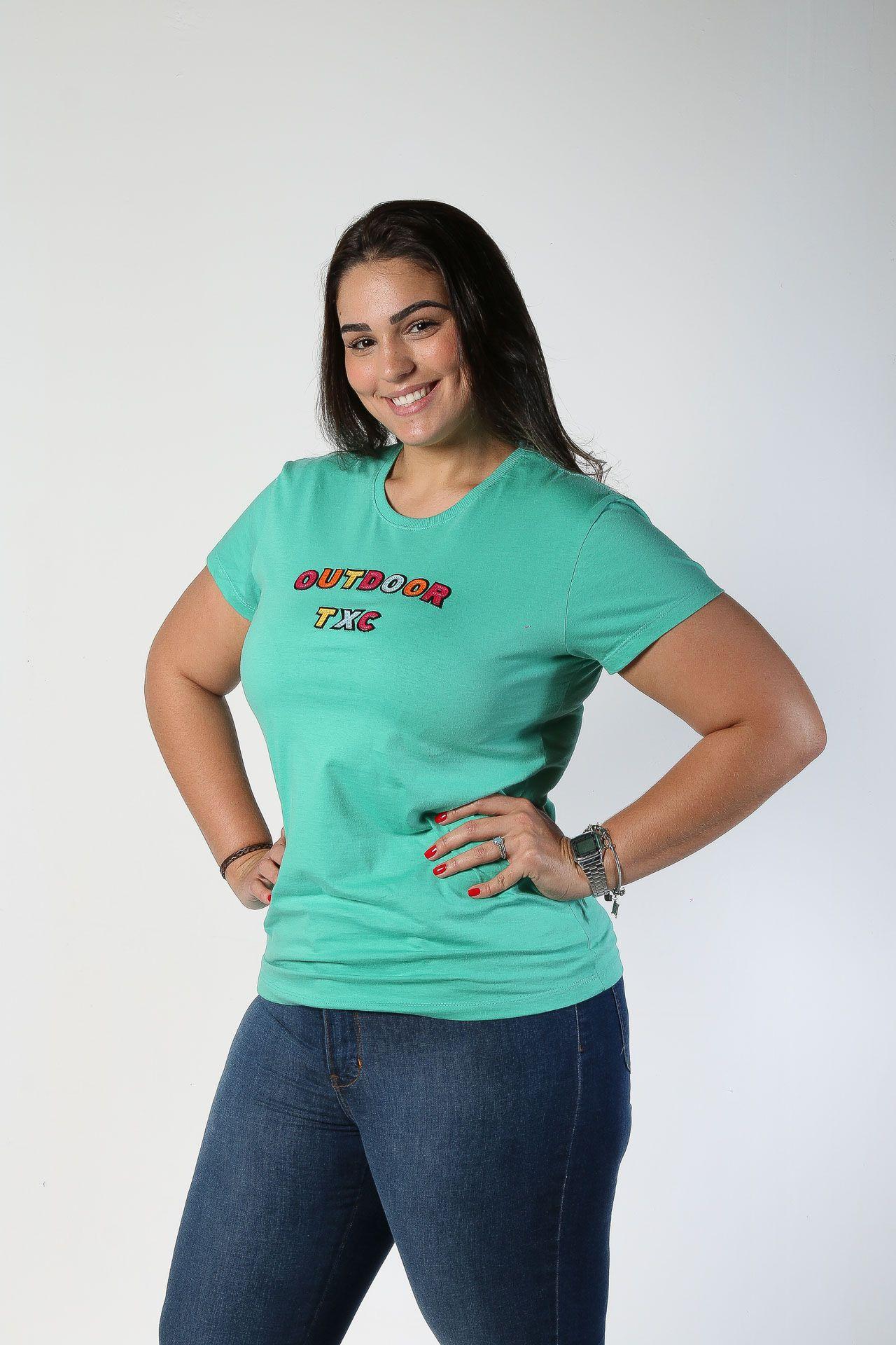 Camiseta Feminina TXC 4380