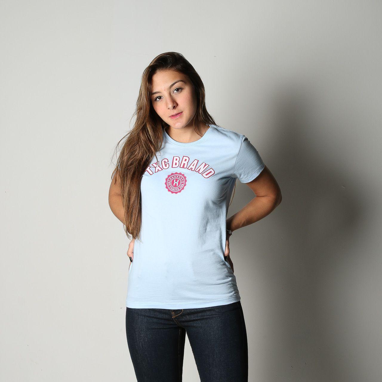 Camiseta Feminina TXC 4381