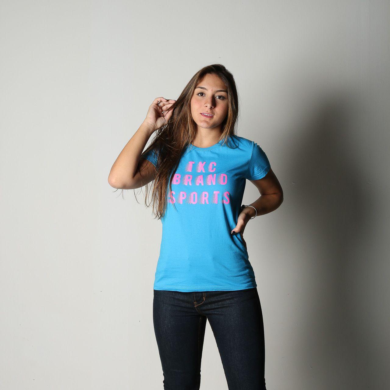 Camiseta Feminina TXC 4392