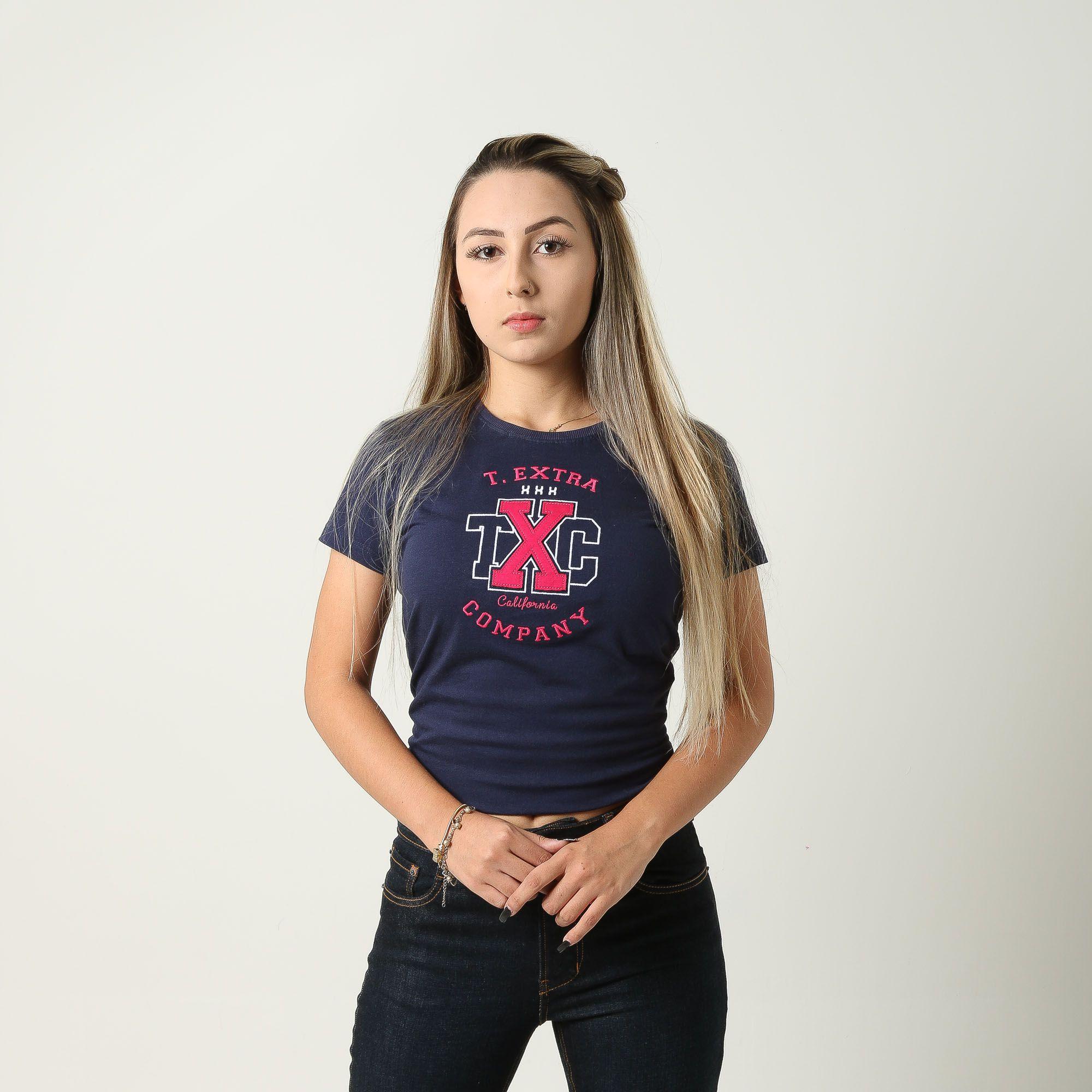Camiseta Feminina TXC 4398