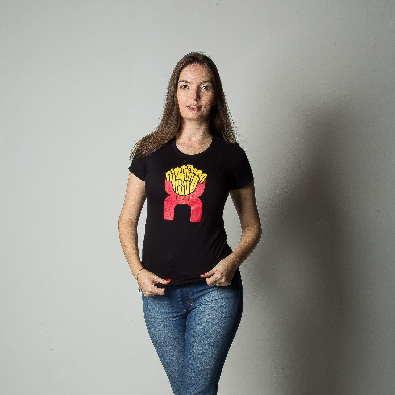 Camiseta Feminina TXC 4407