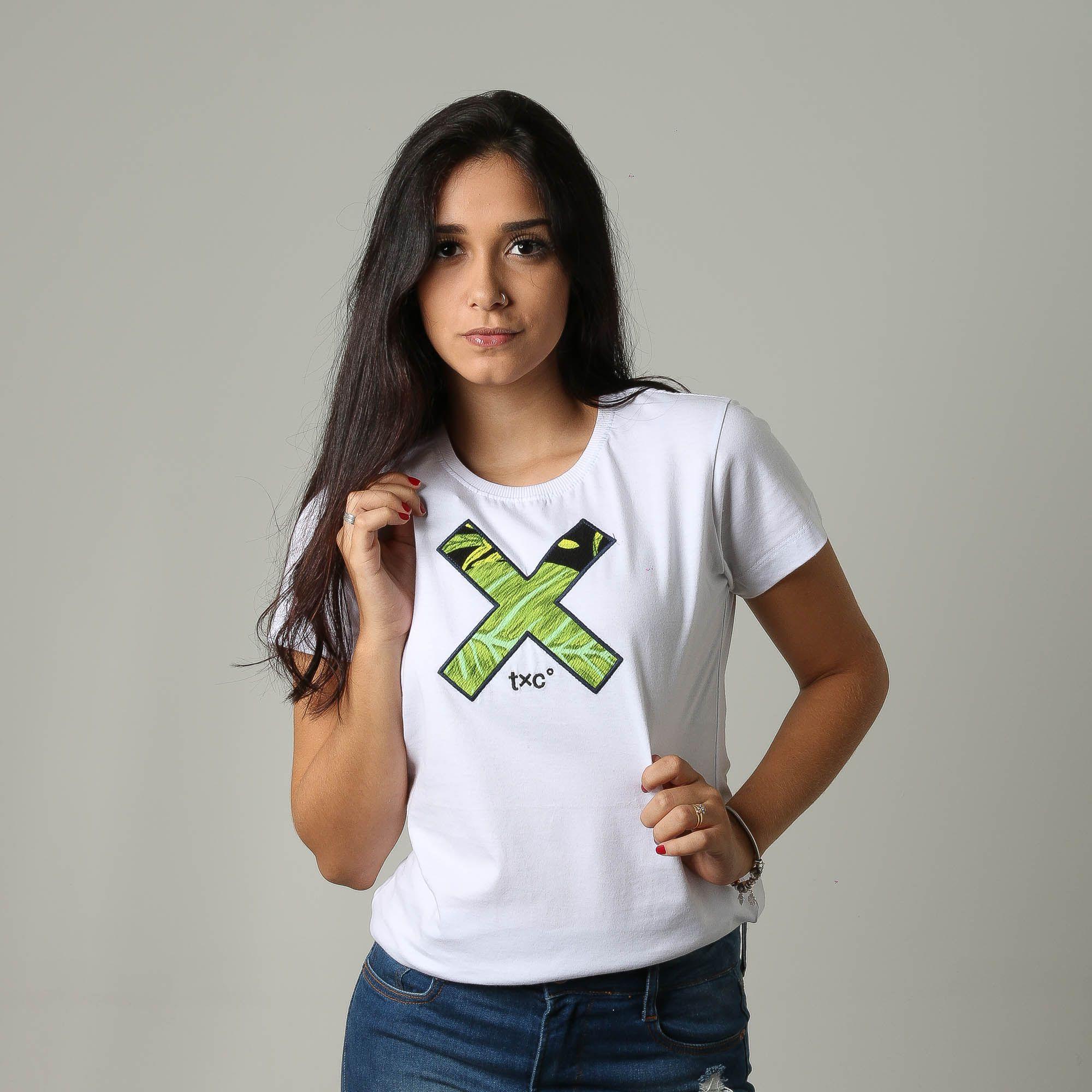 Camiseta Feminina TXC 4437