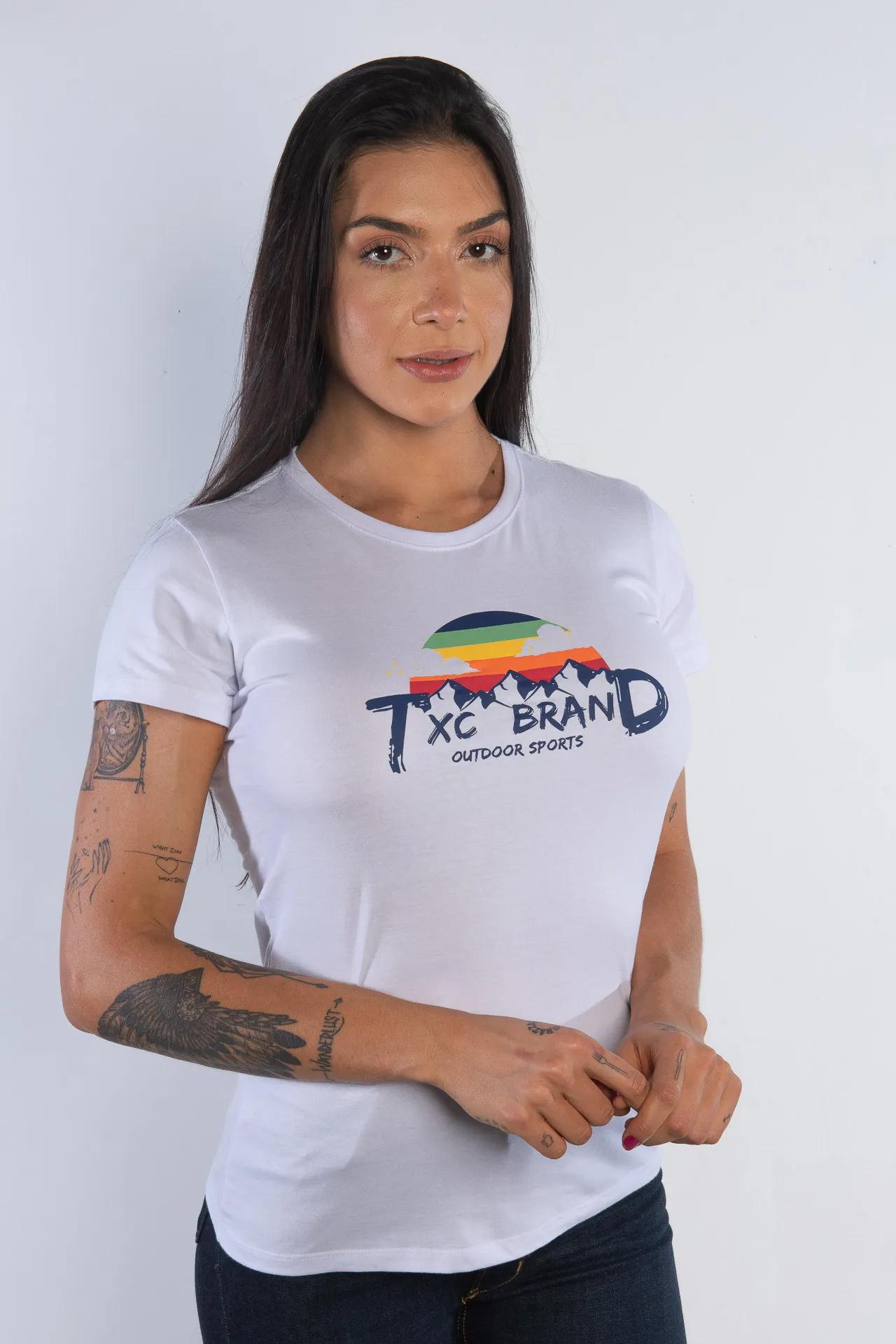 Camiseta Feminina TXC 4440