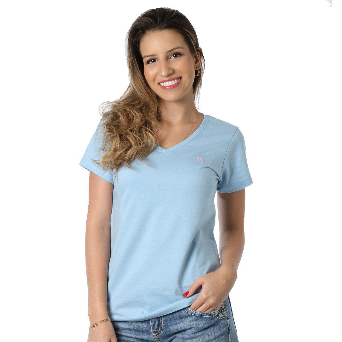 Camiseta Feminina TXC 4452