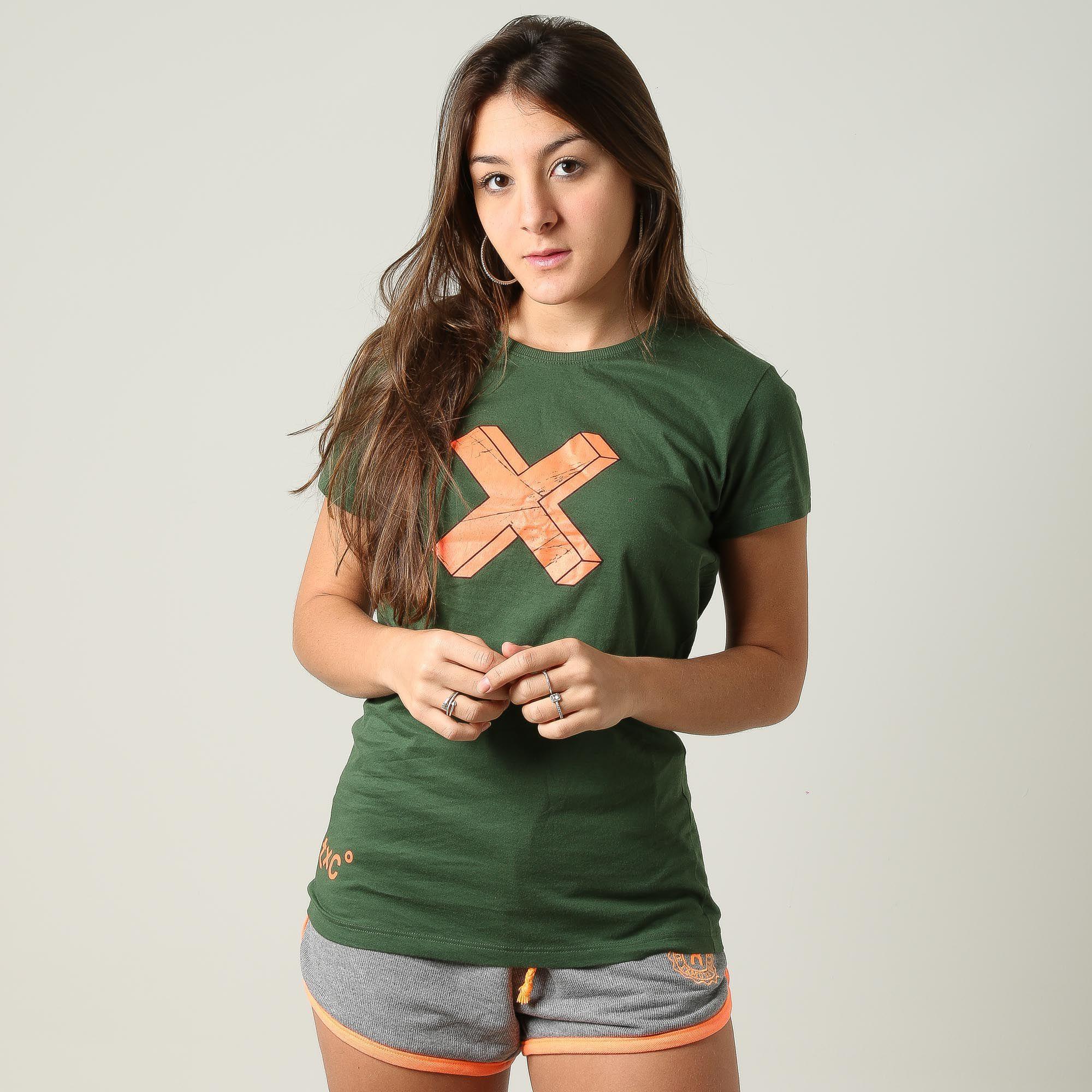 Camiseta Feminina TXC 4462