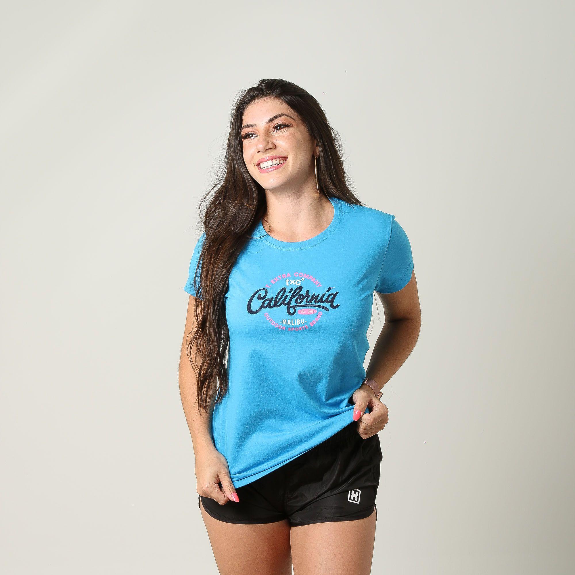 Camiseta Feminina TXC 4468