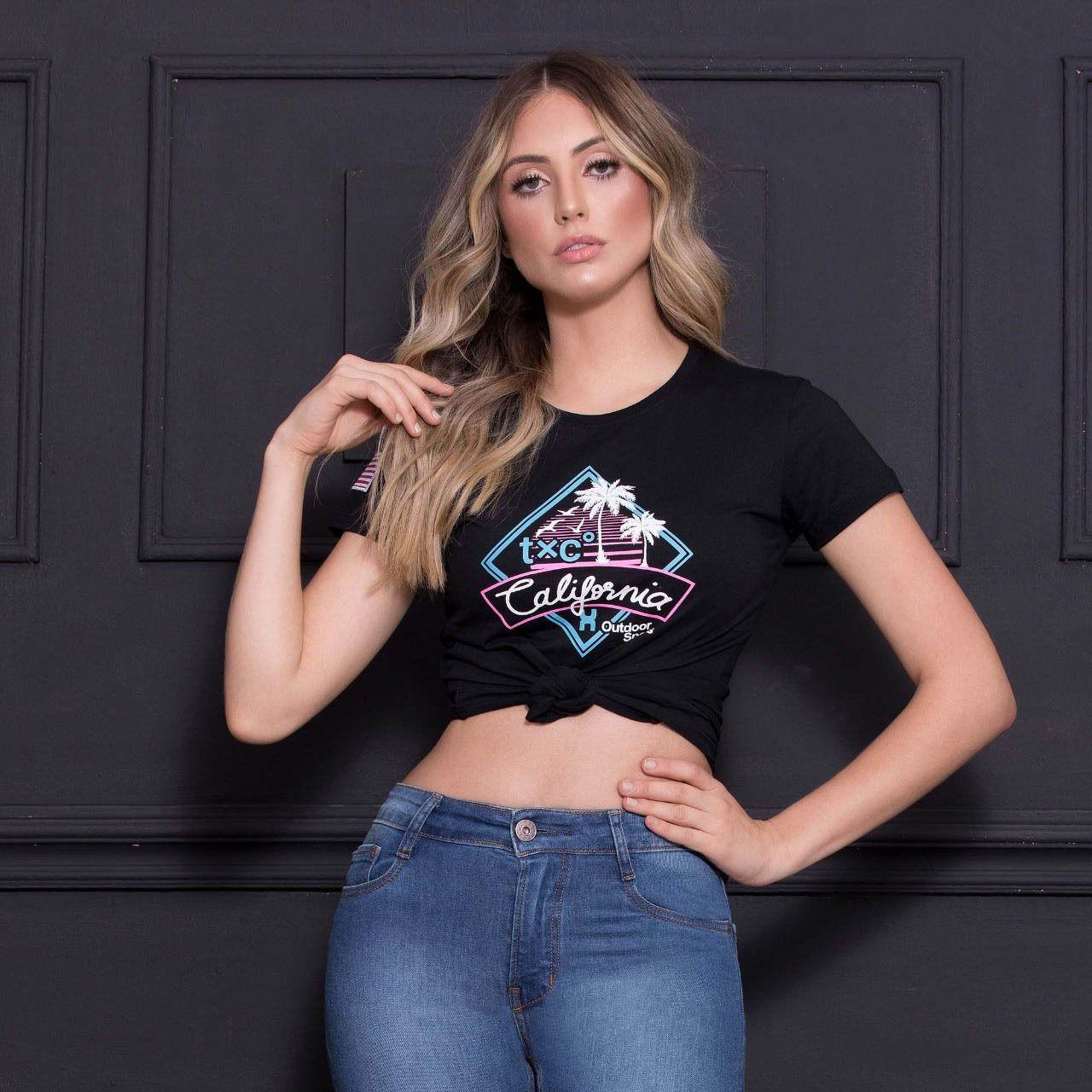 Camiseta Feminina TXC 4471