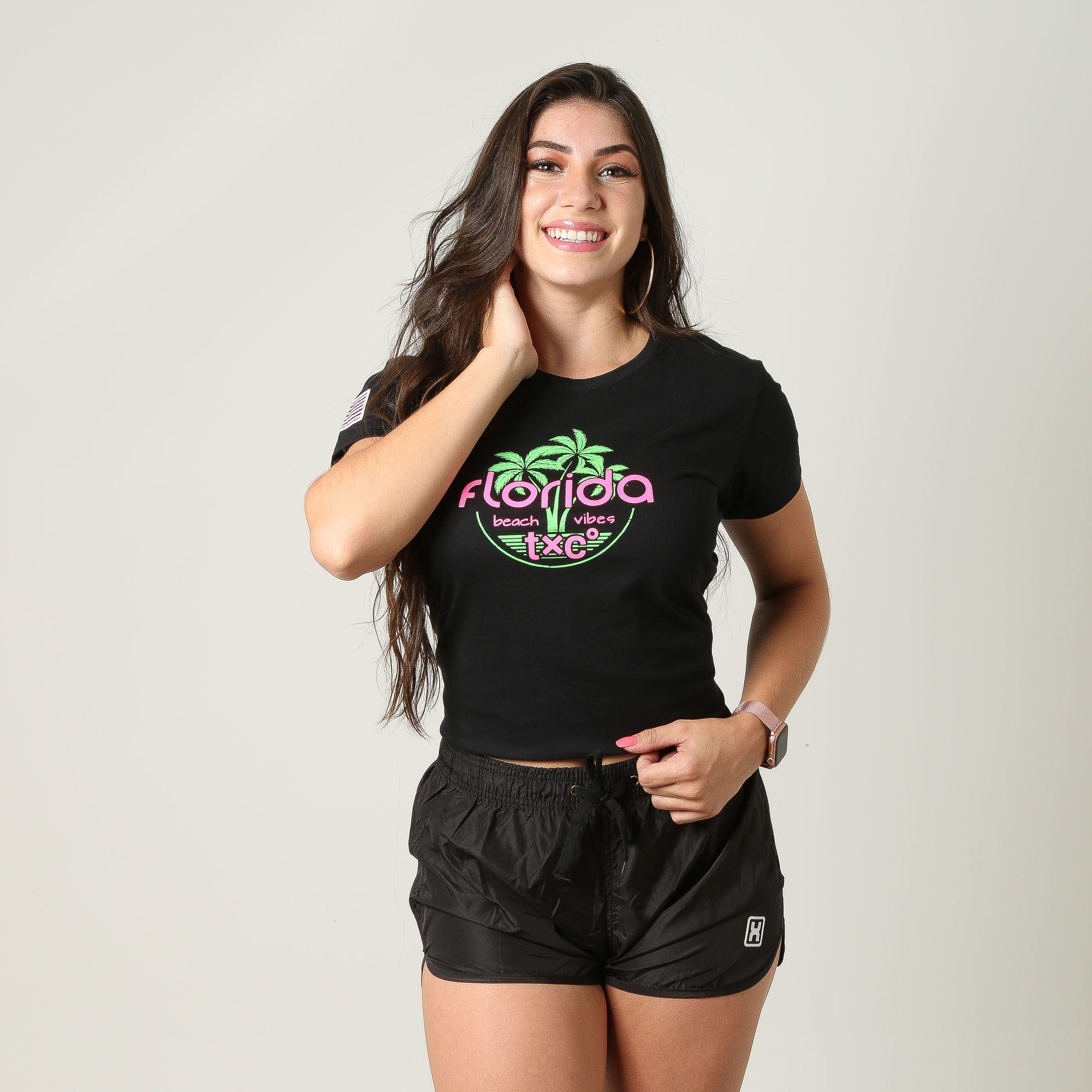 Camiseta Feminina TXC 4473