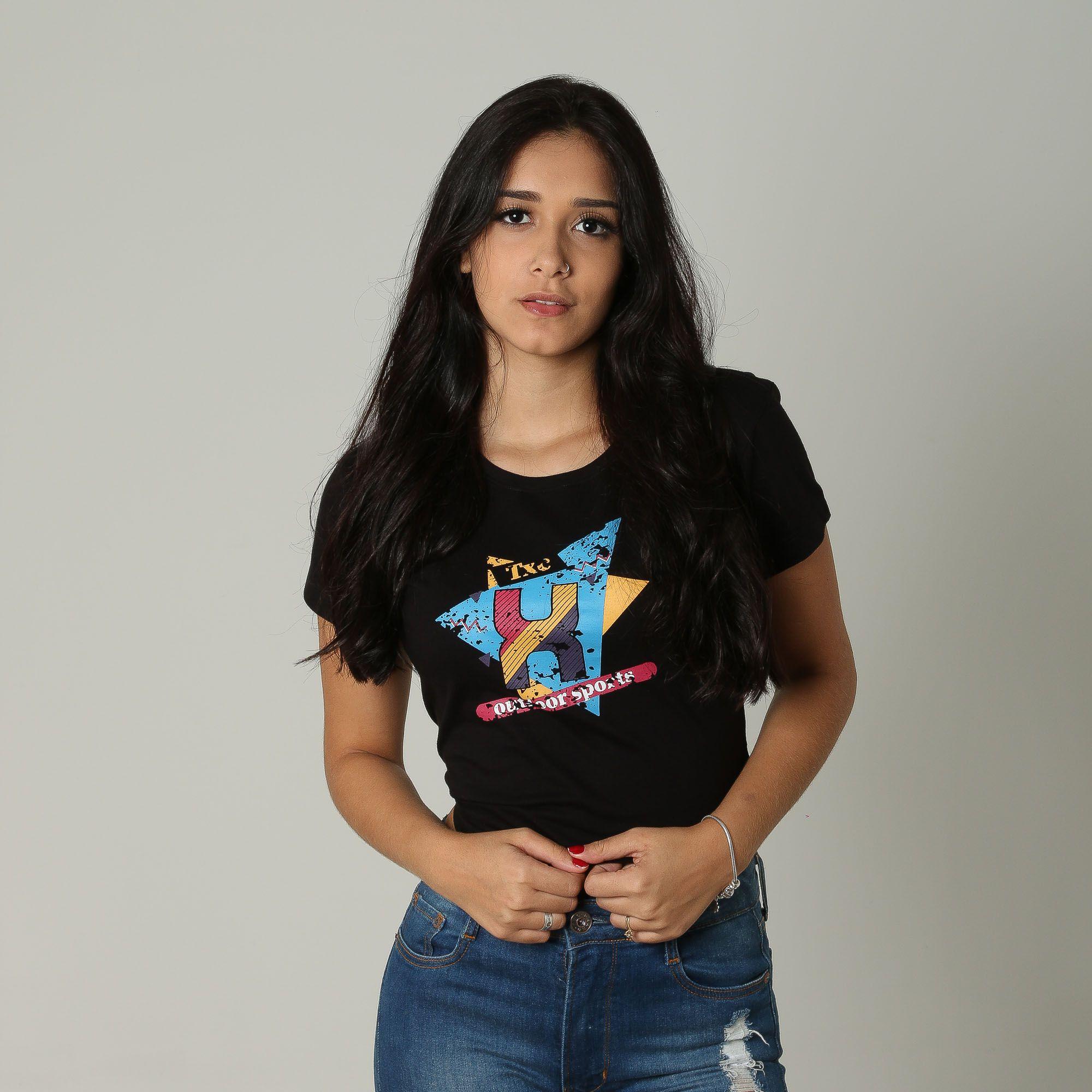 Camiseta Feminina TXC 4476