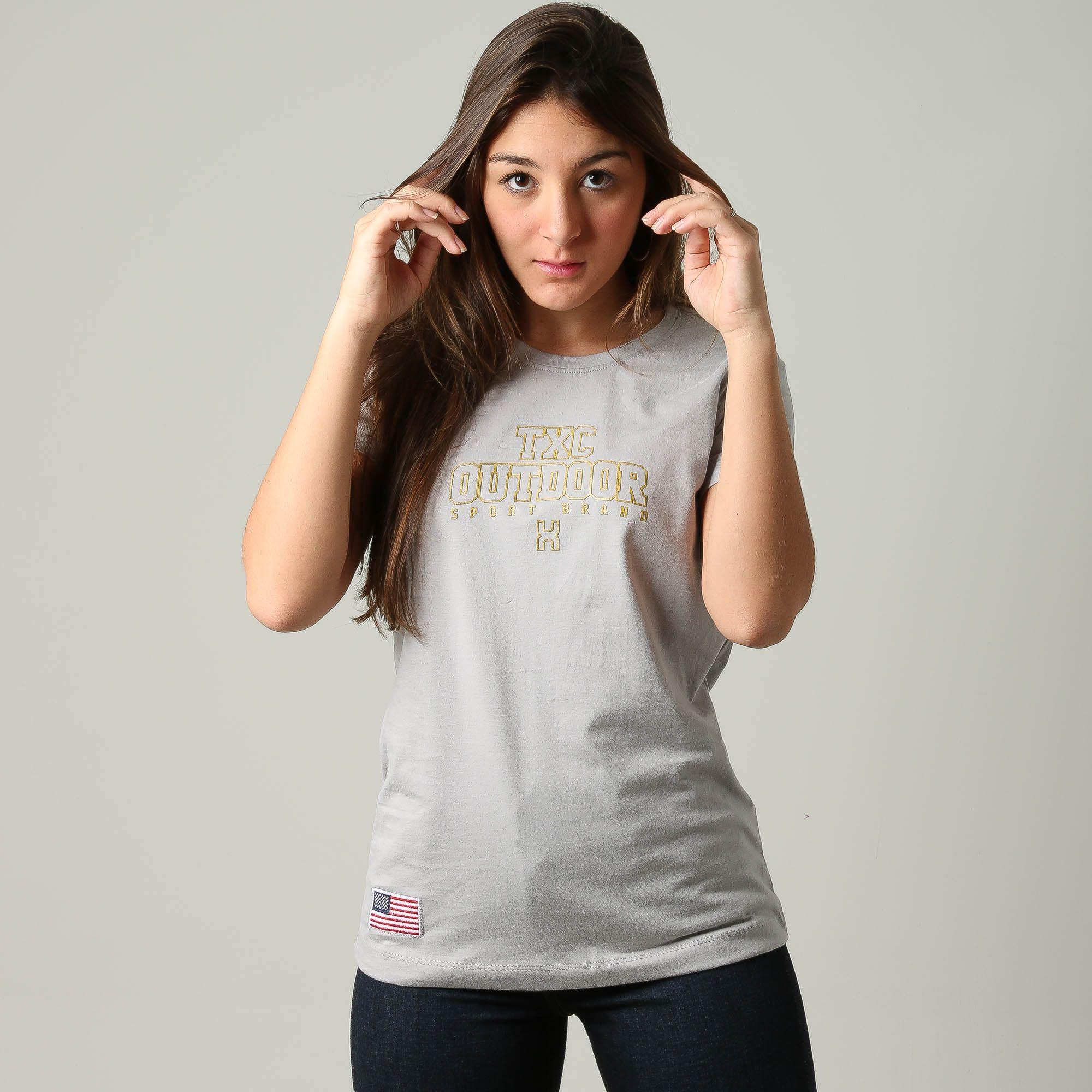 Camiseta Feminina TXC 4480