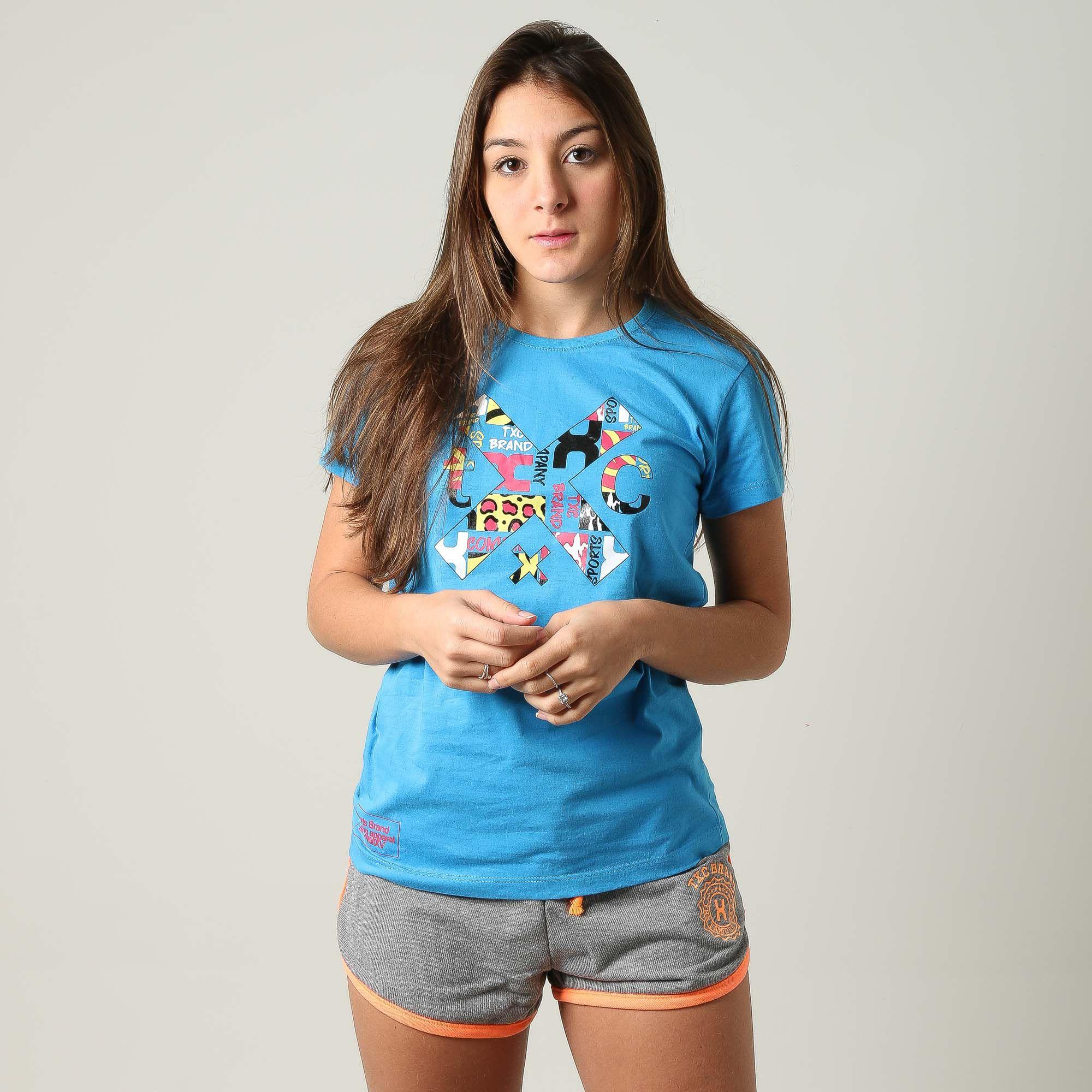 Camiseta Feminina TXC 4487