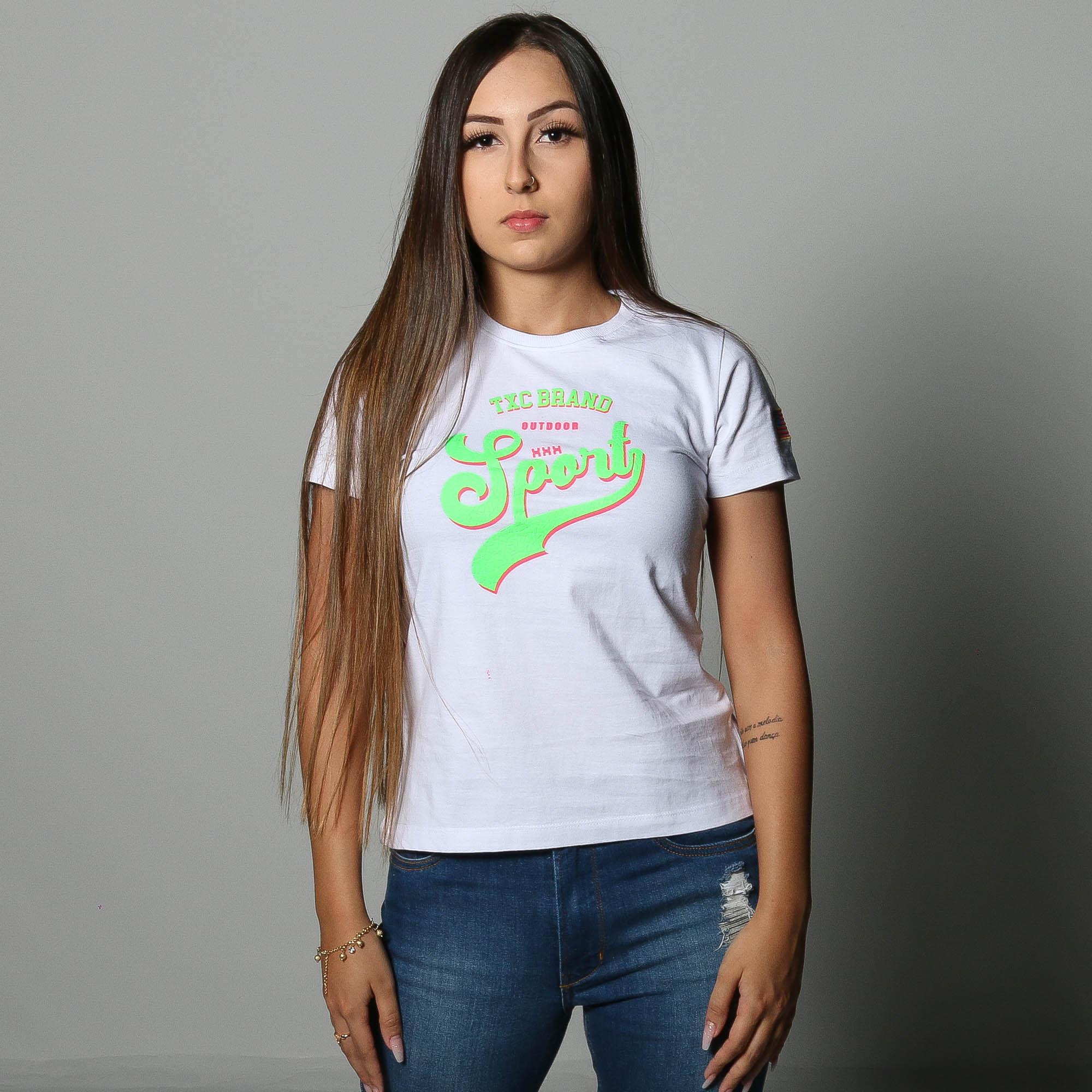 Camiseta Feminina TXC 4505