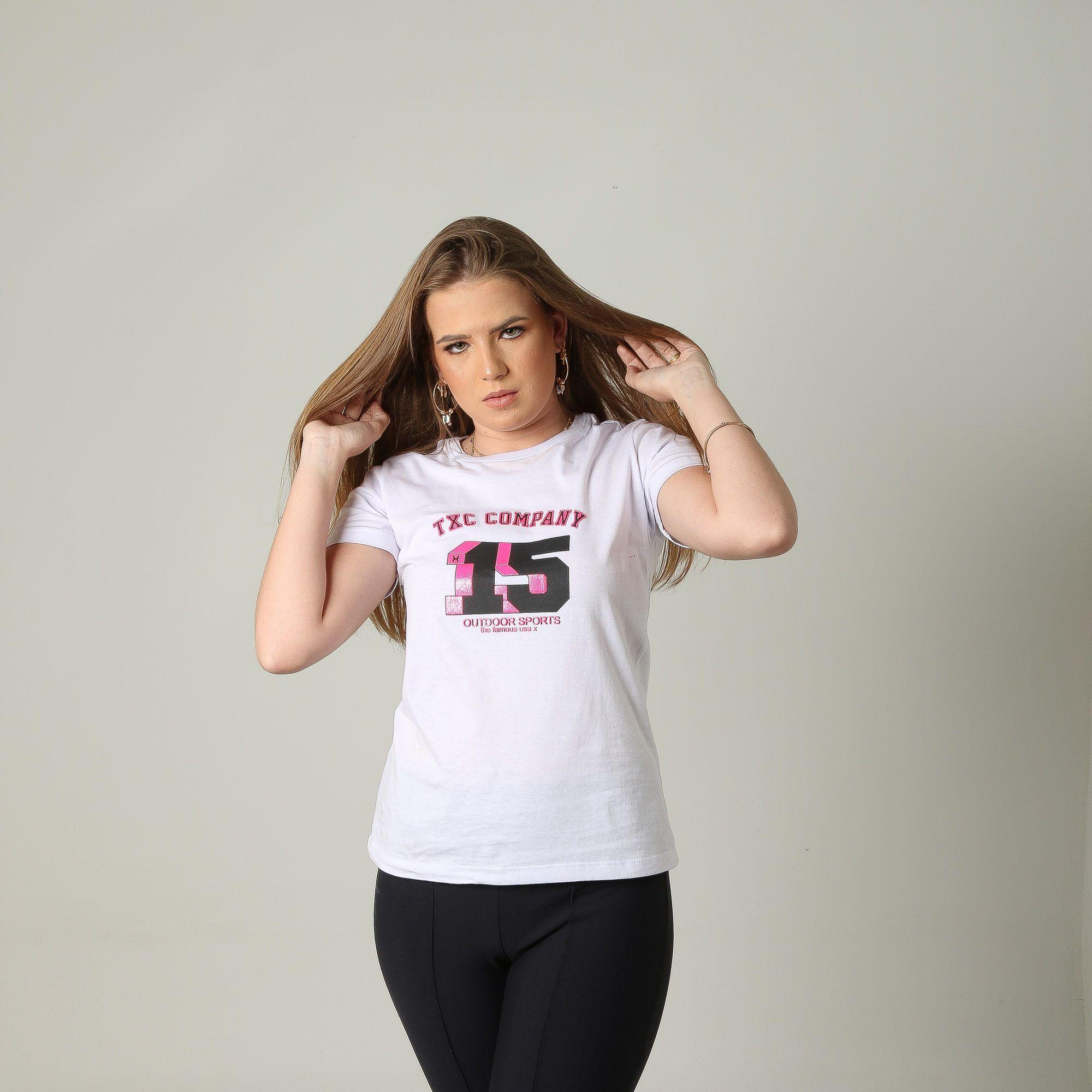 Camiseta Feminina TXC 4507