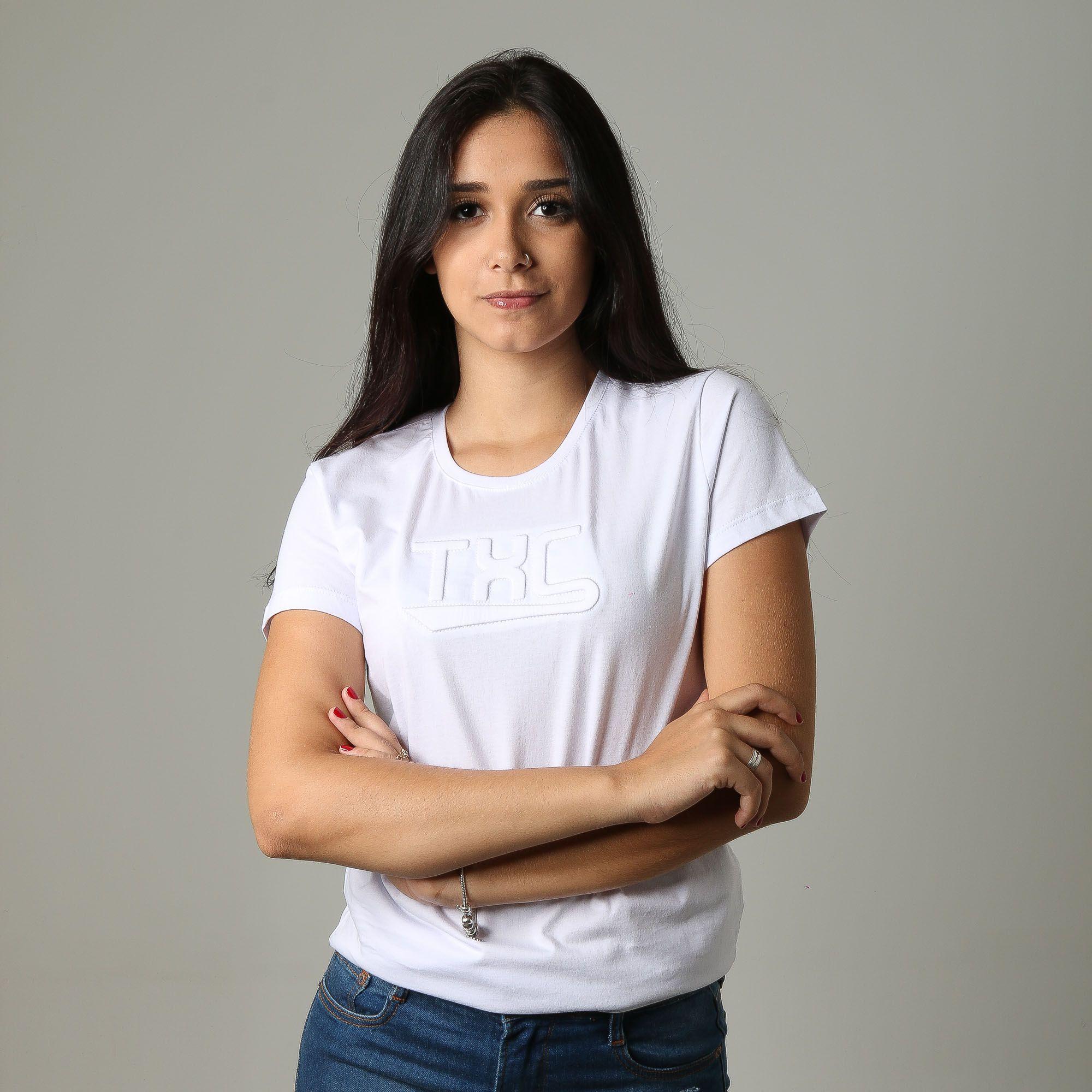 Camiseta Feminina TXC 4520