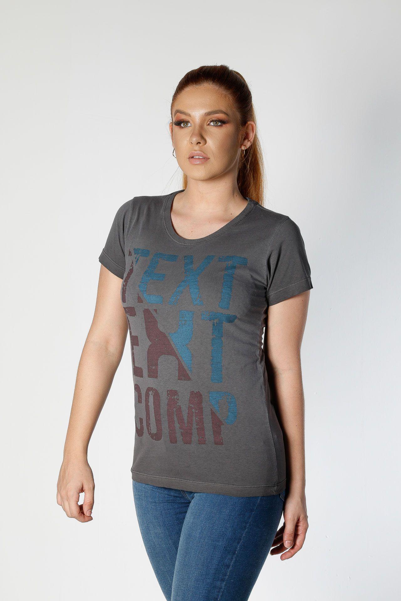 Camiseta Feminina TXC 4527