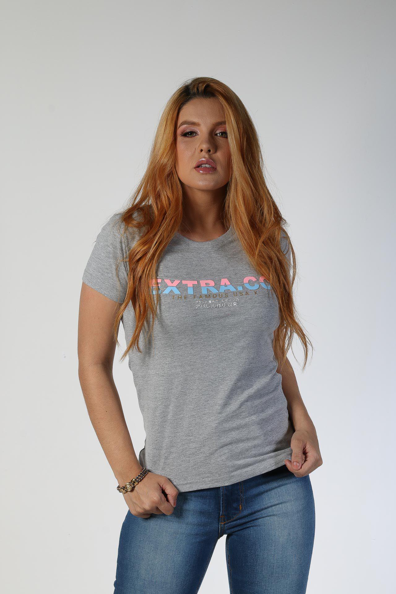 Camiseta Feminina TXC 4537