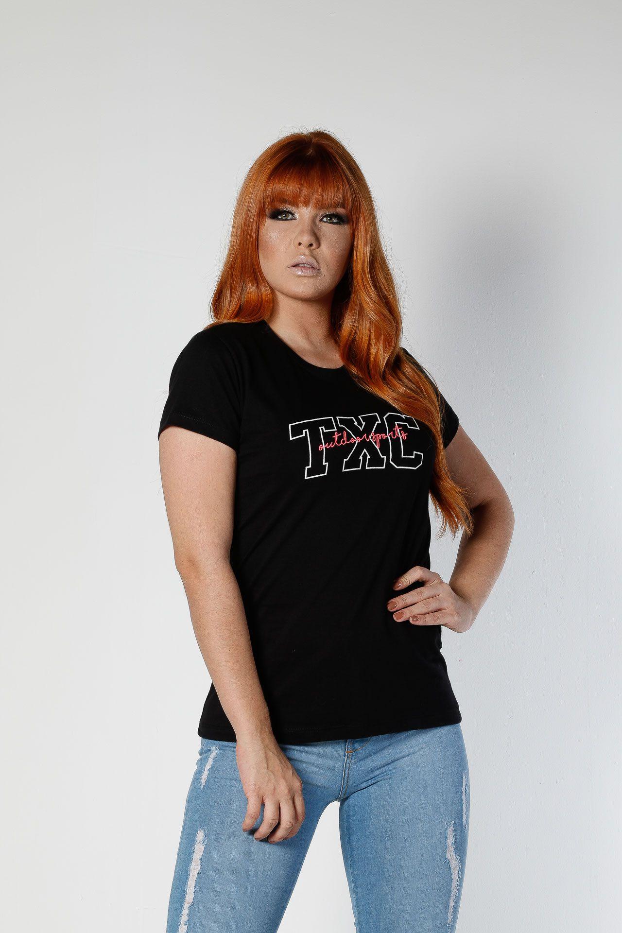 Camiseta Feminina TXC 4549