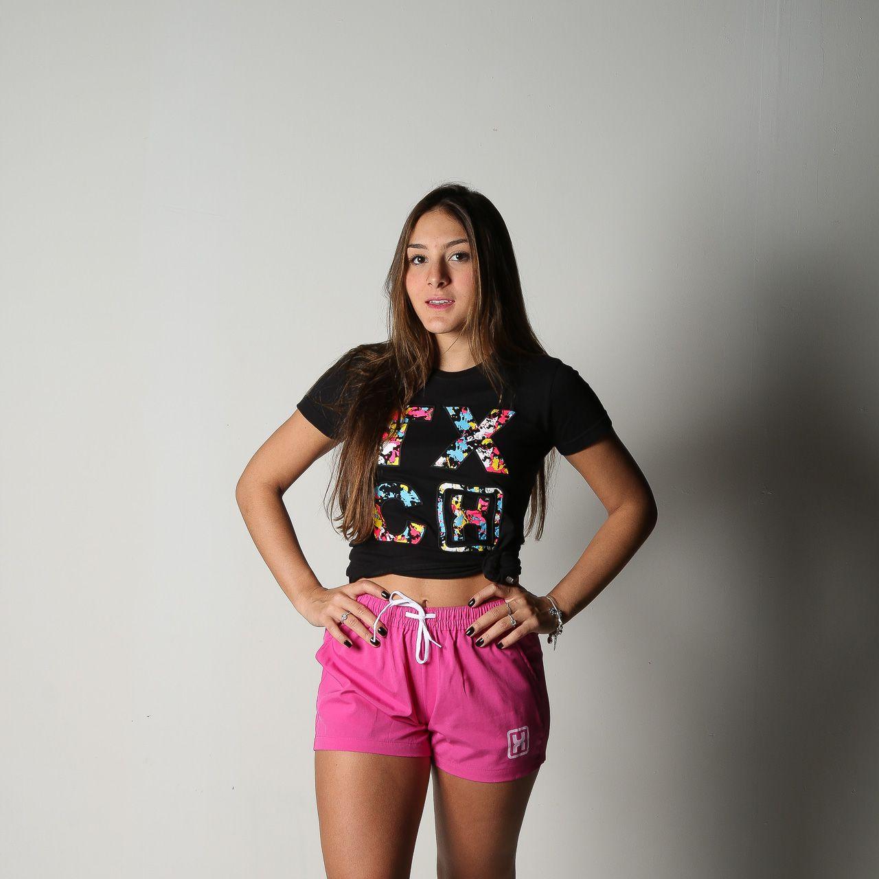 Camiseta Feminina TXC 4573