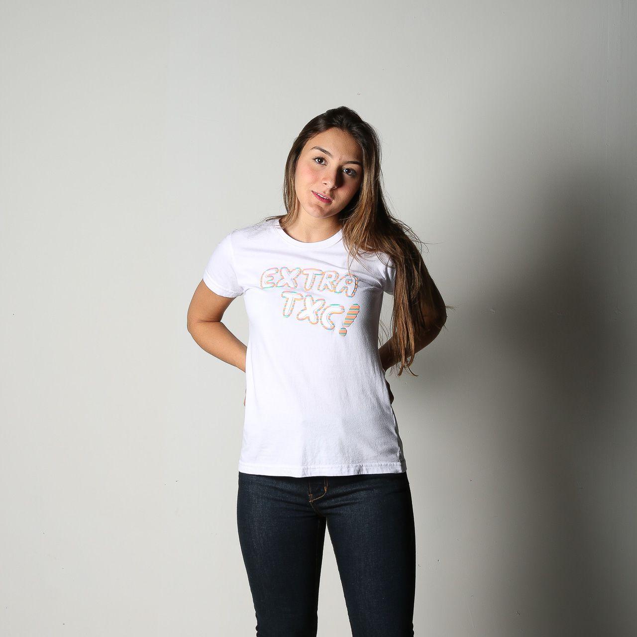 Camiseta Feminina TXC 4578