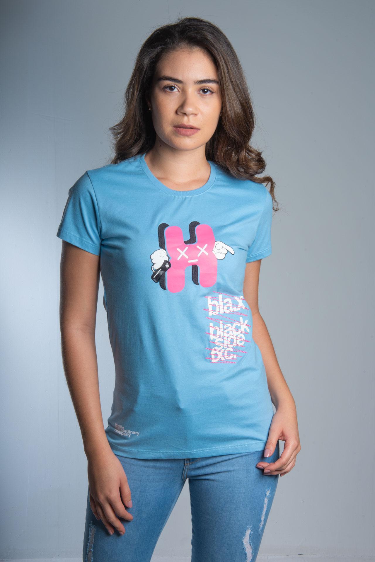 Camiseta Feminina TXC 4607