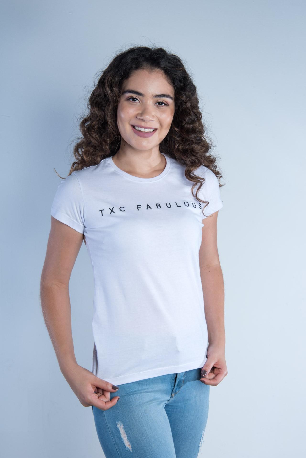 Camiseta Feminina TXC 4629
