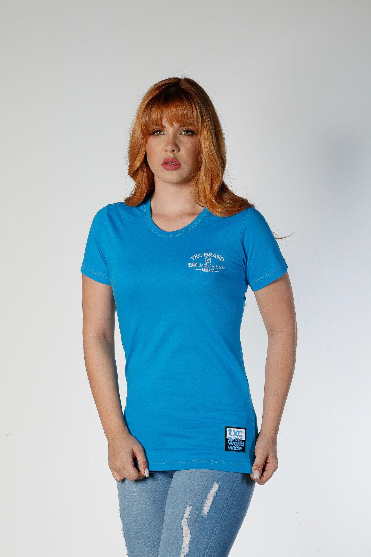 Camiseta Feminina TXC 4645