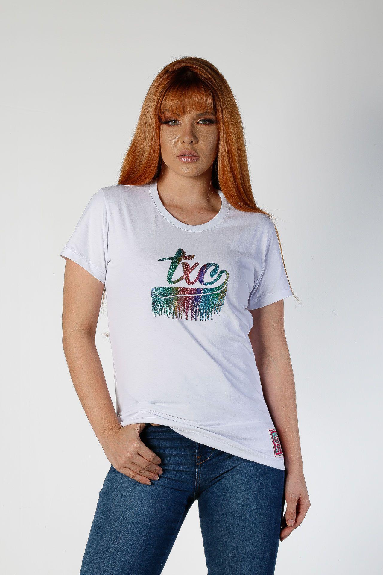 Camiseta Feminina TXC 4656