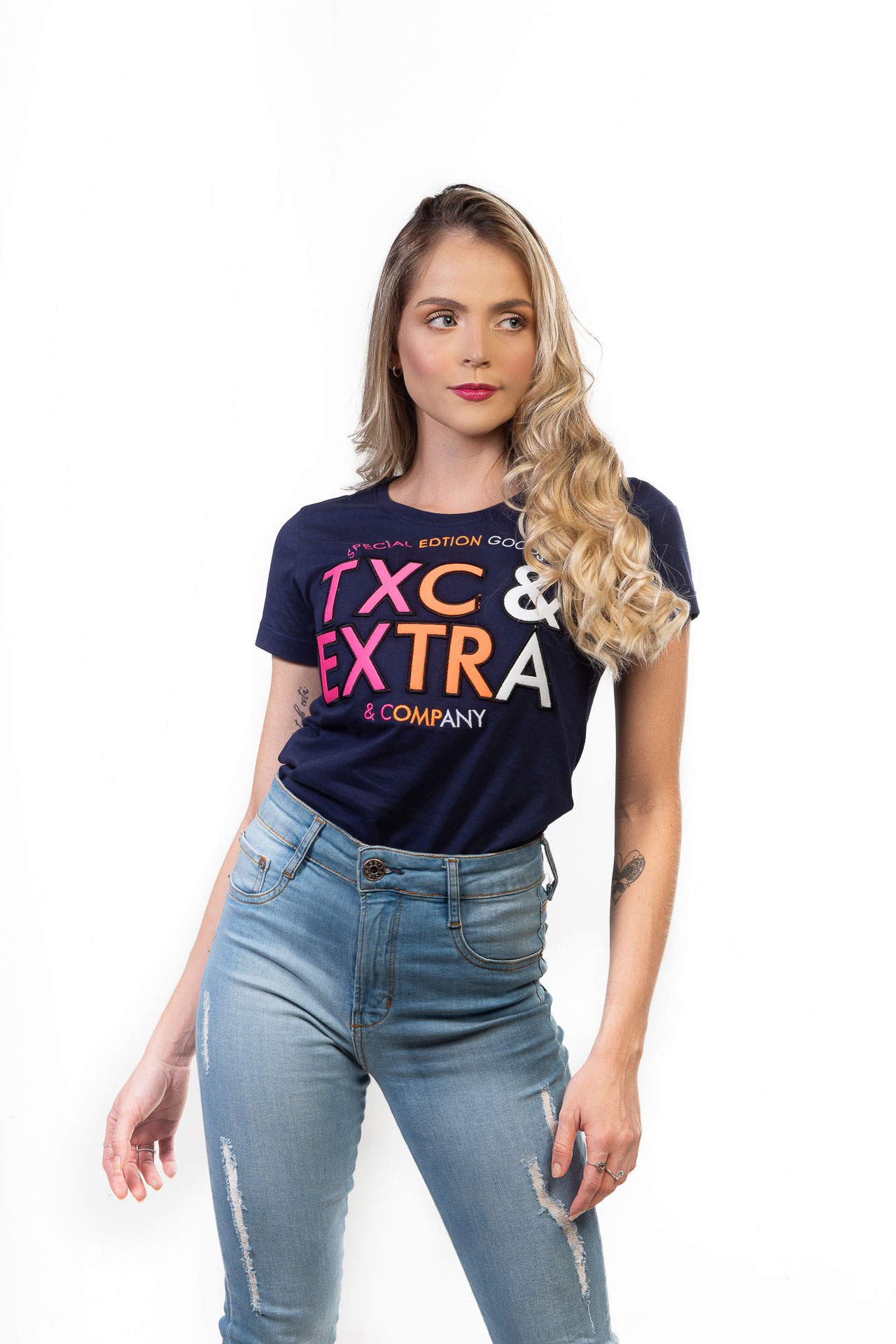 Camiseta Feminina TXC 4659
