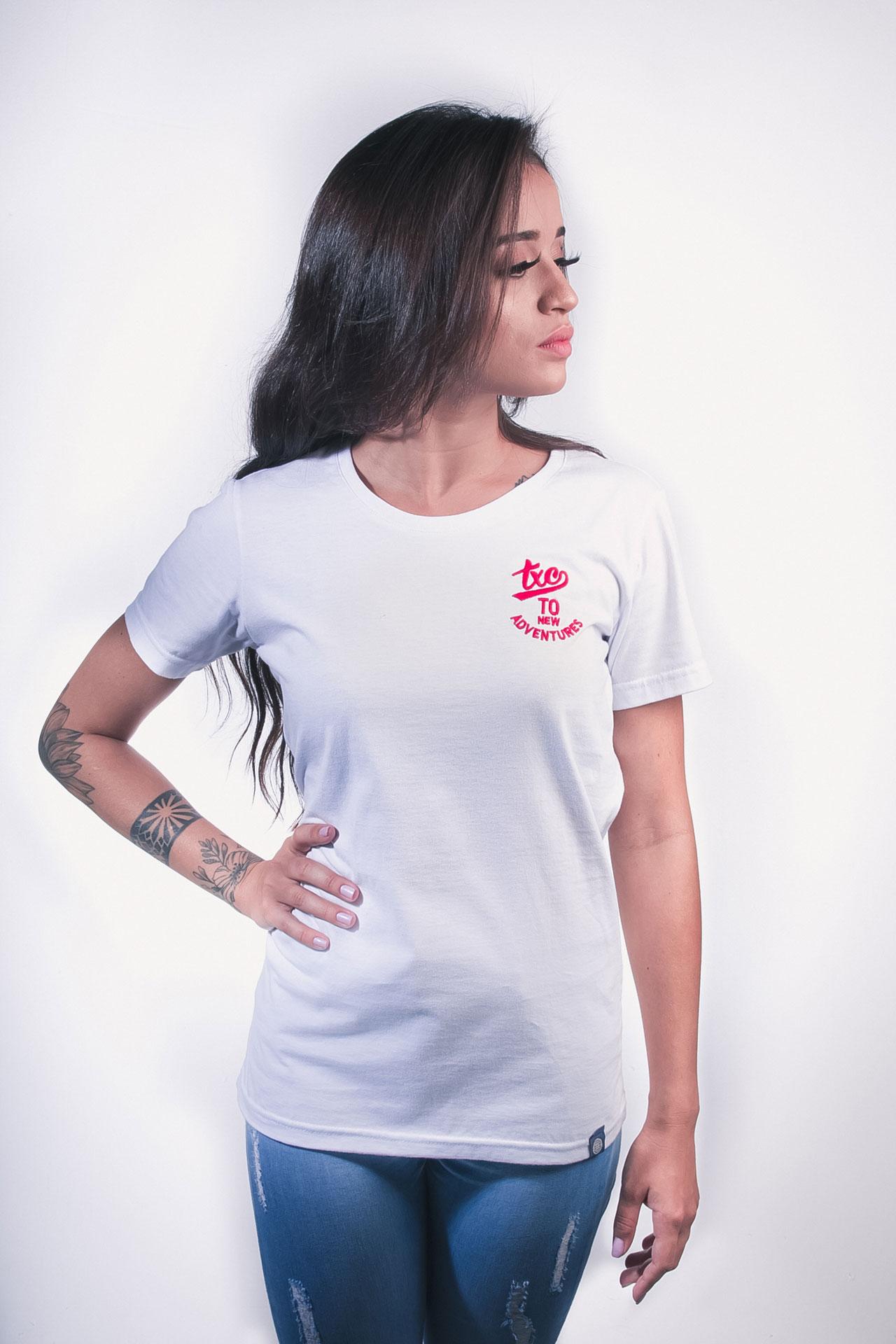 Camiseta Feminina TXC 4671