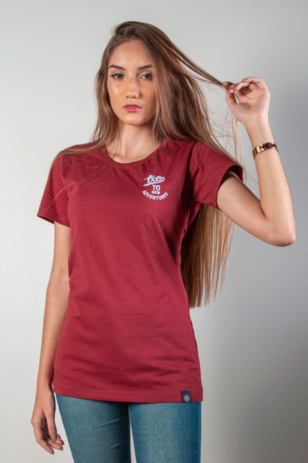 Camiseta Feminina TXC 4672