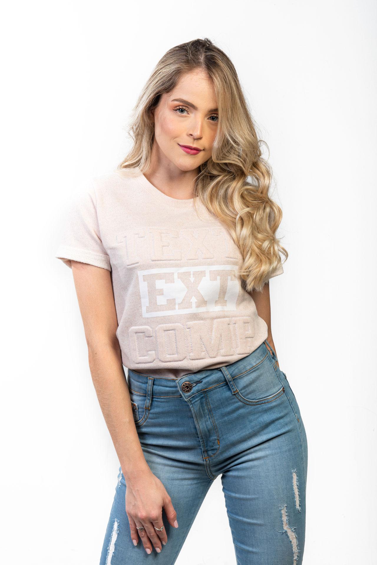 Camiseta Feminina TXC 4686