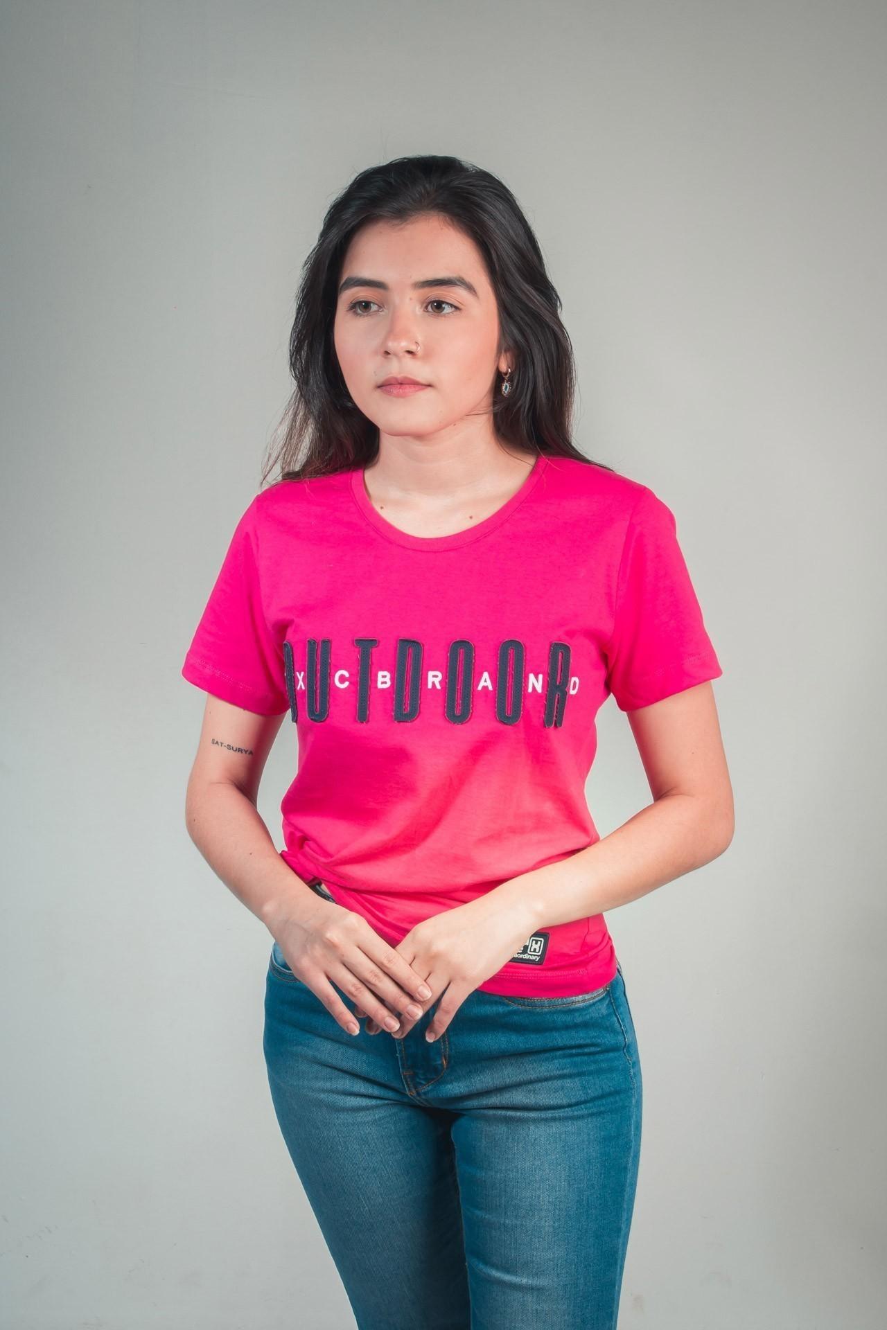 Camiseta Feminina TXC 4690