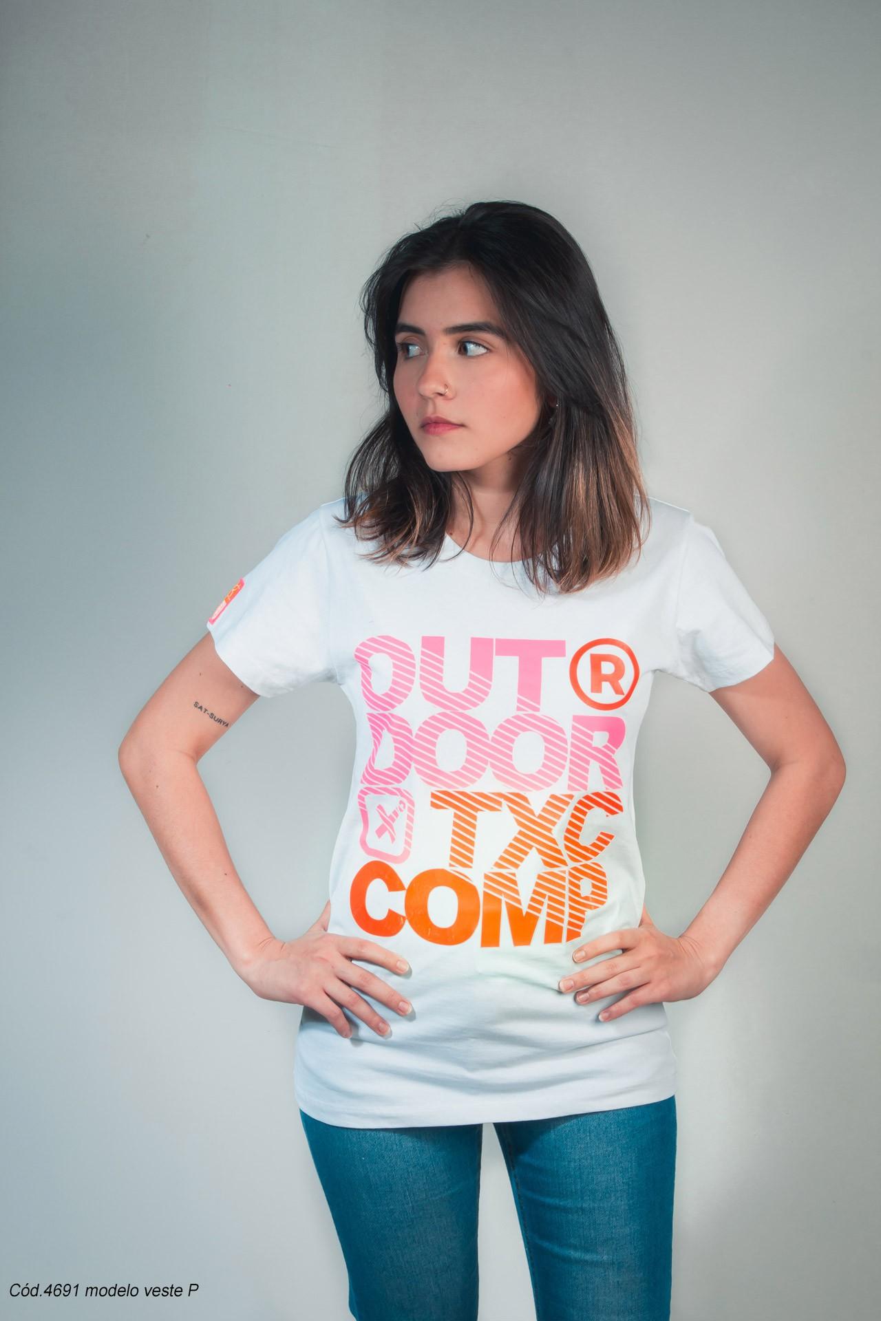 Camiseta Feminina TXC 4691