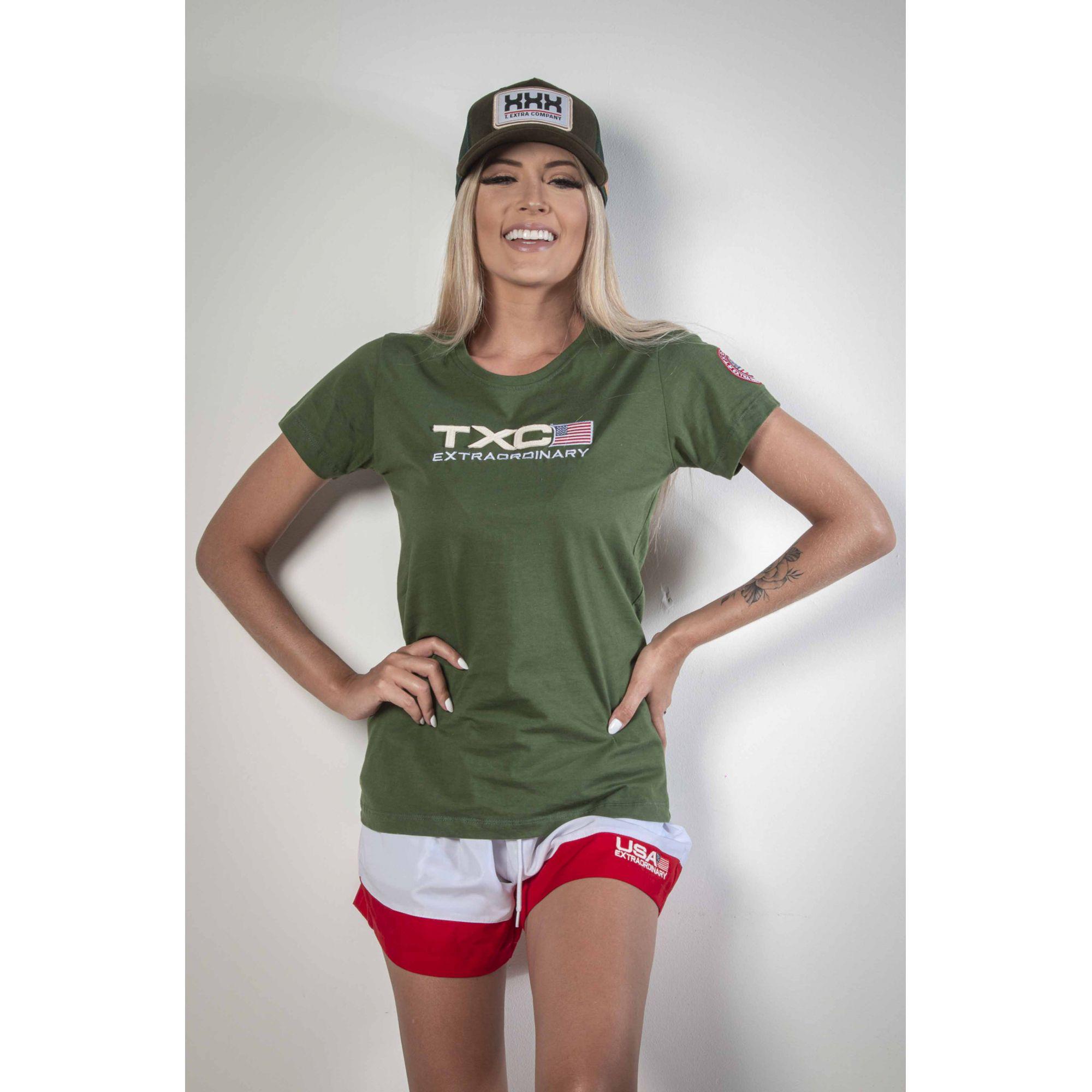 Camiseta Feminina TXC 4698