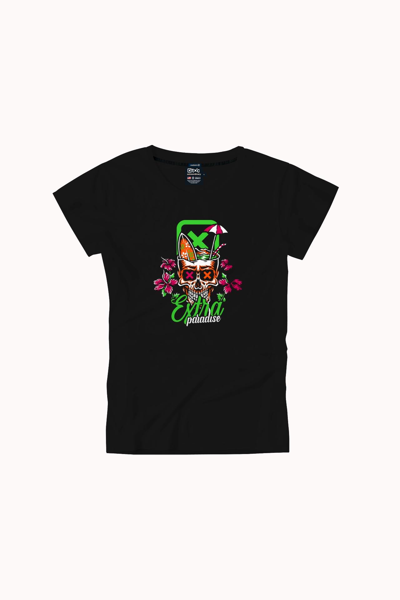 Camiseta Feminina TXC 4754