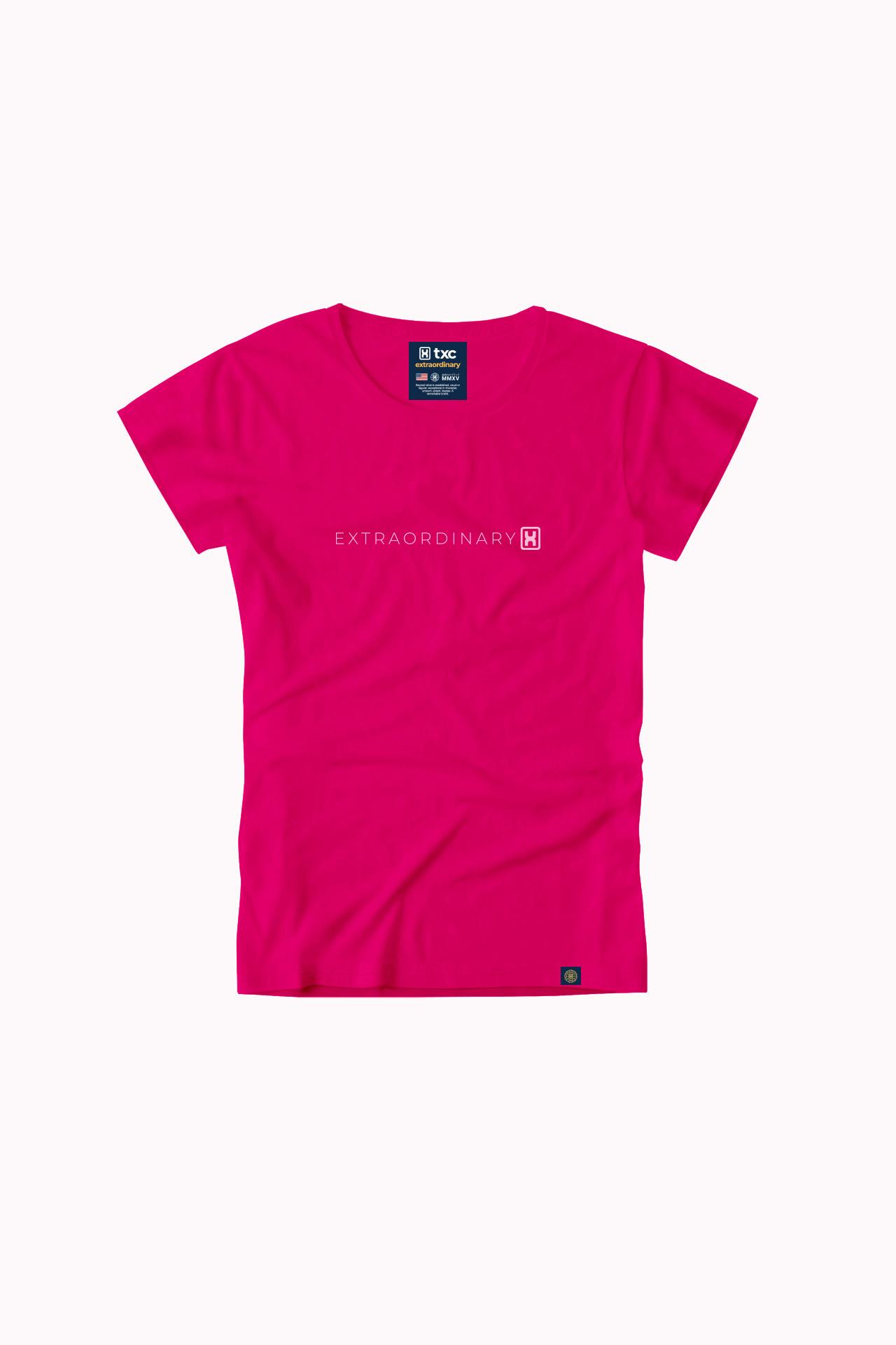 Camiseta Feminina TXC 4764